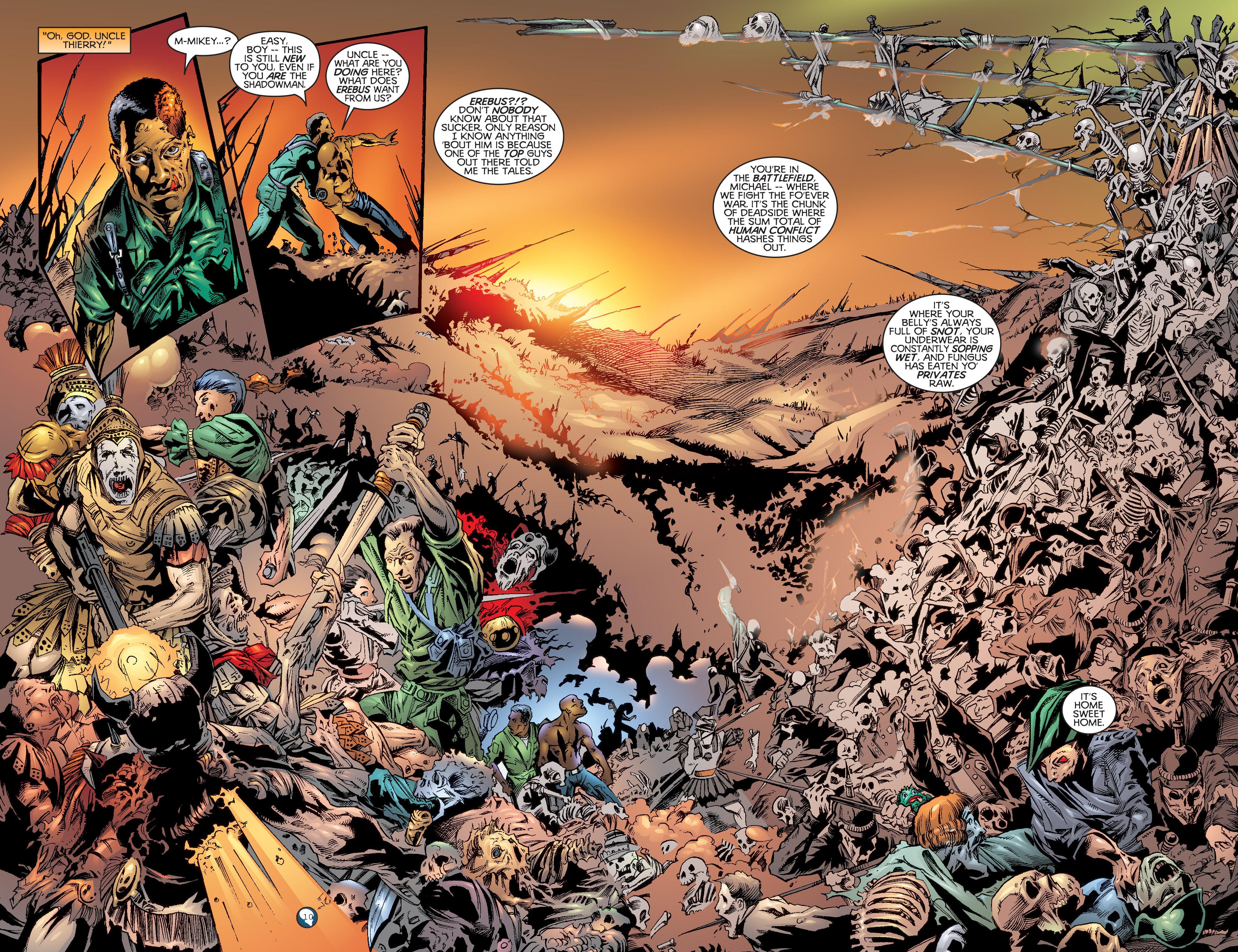 Read online Shadowman (1997) comic -  Issue #20 - 9
