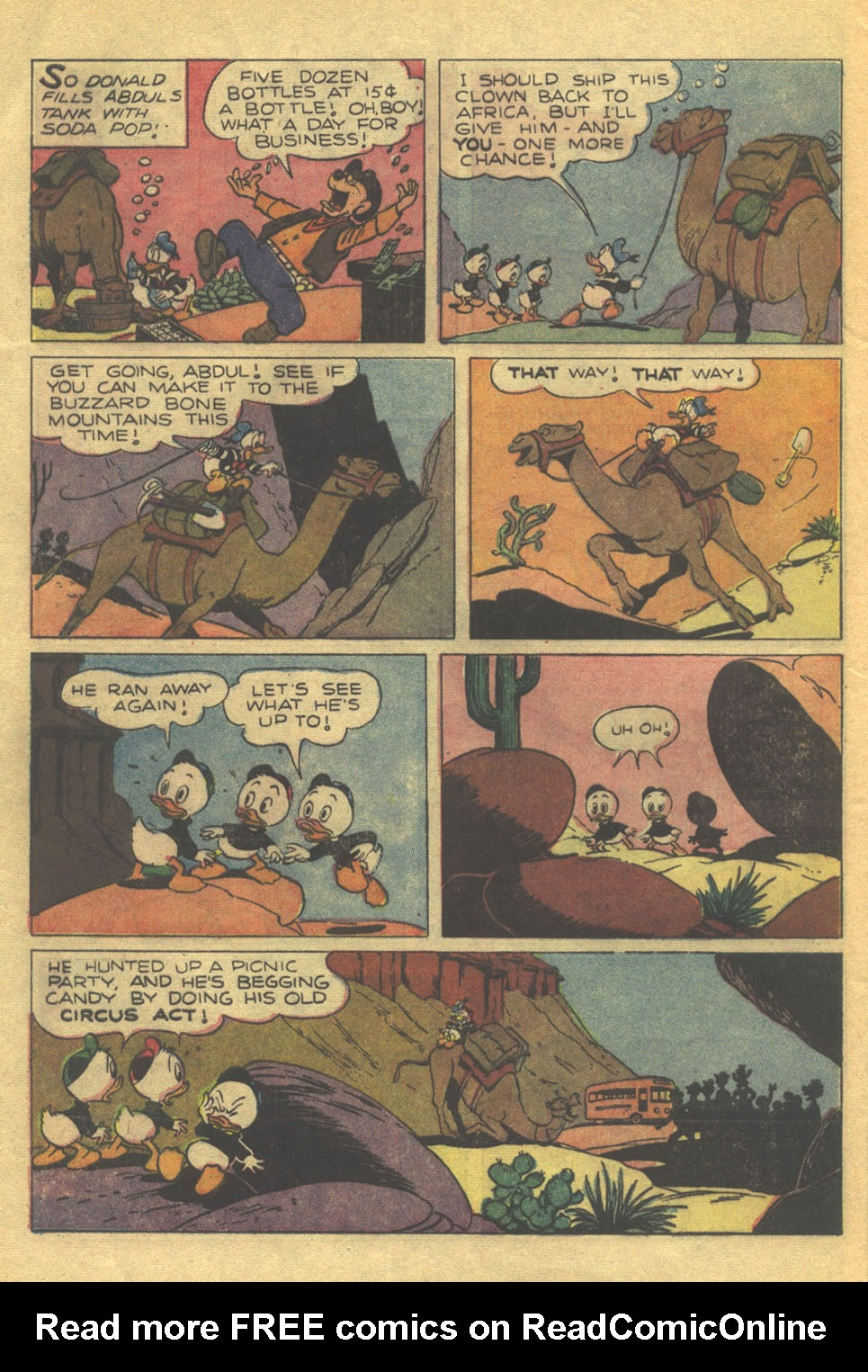 Walt Disney's Comics and Stories issue 352 - Page 8