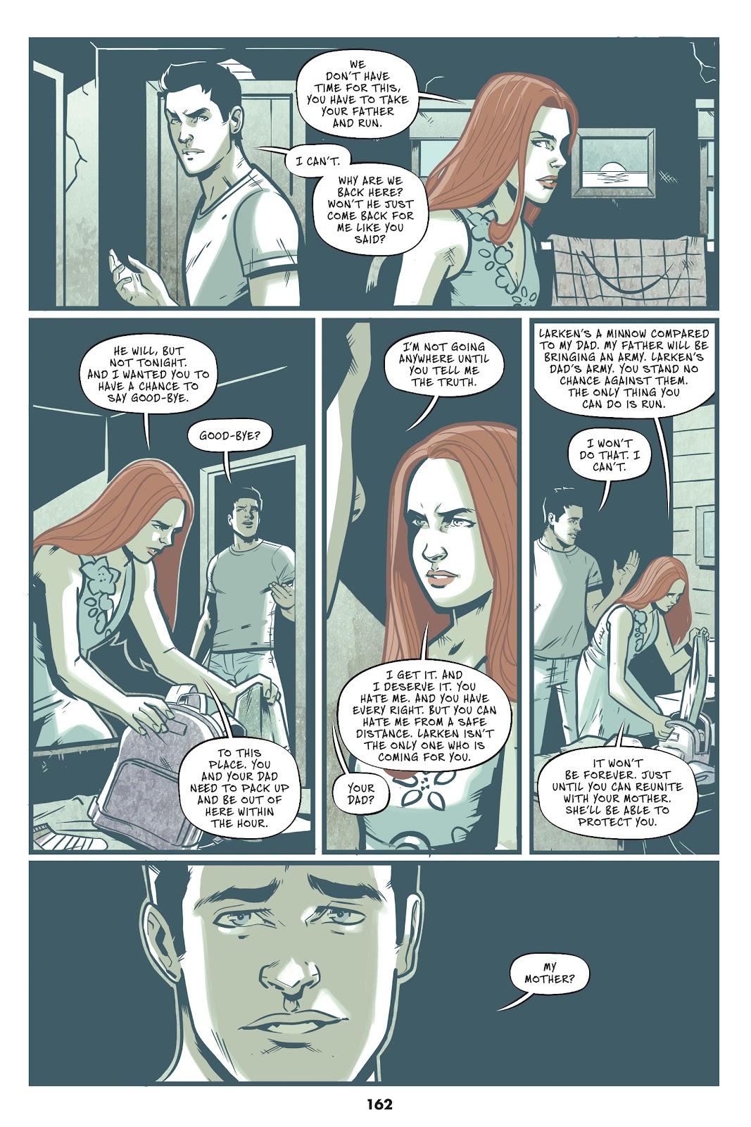 Read online Mera: Tidebreaker comic -  Issue # TPB (Part 2) - 62