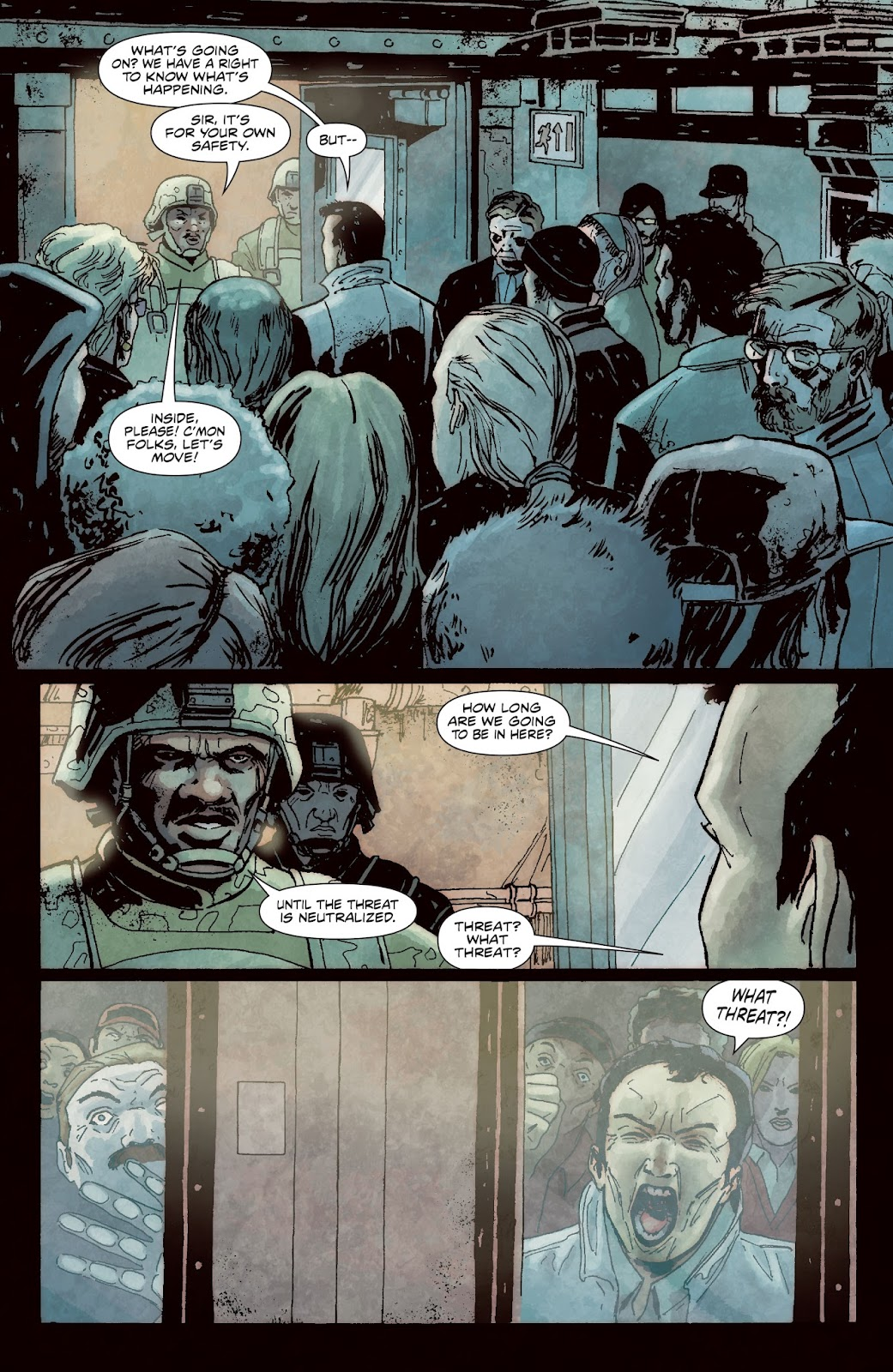 28 Days Later issue 23 - Page 3