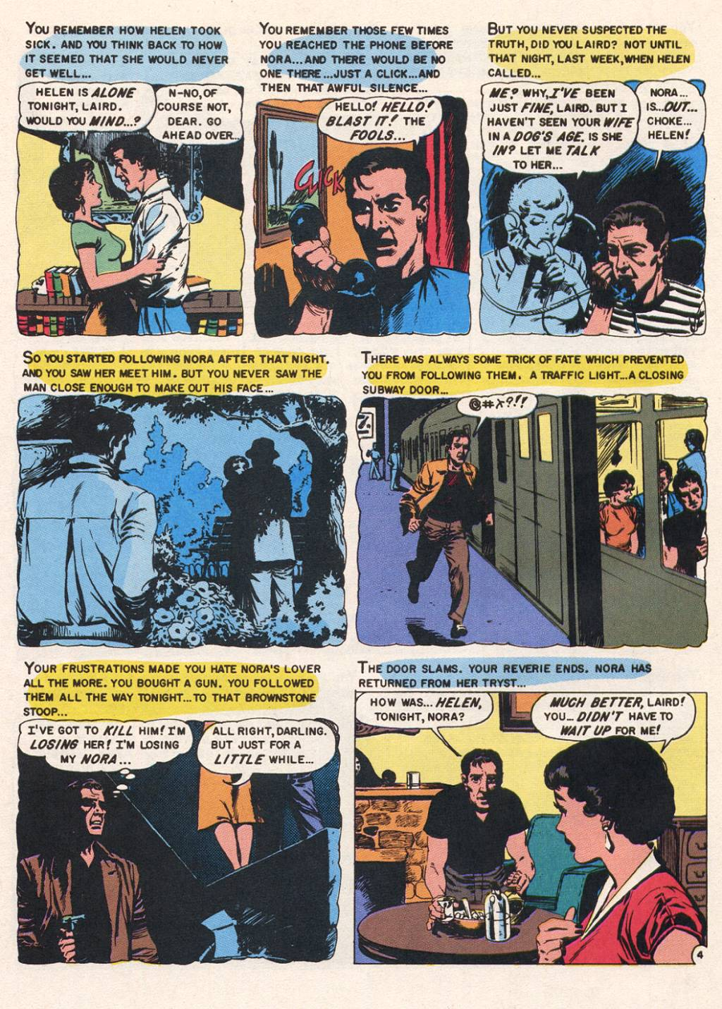 Read online Shock SuspenStories comic -  Issue #14 - 27