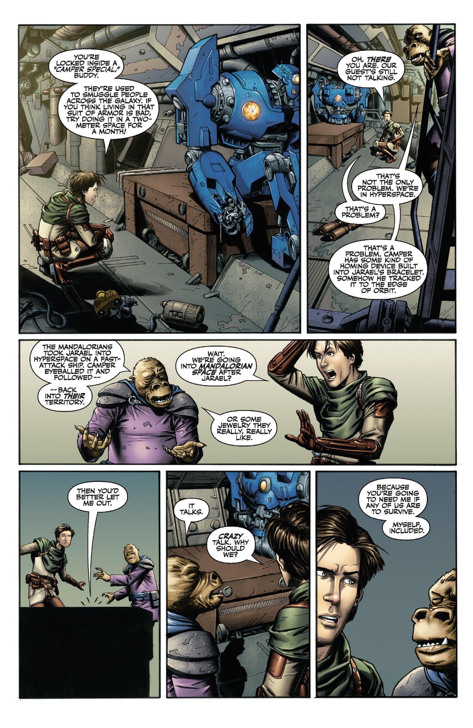 Read online Star Wars Omnibus comic -  Issue # Vol. 29 - 175