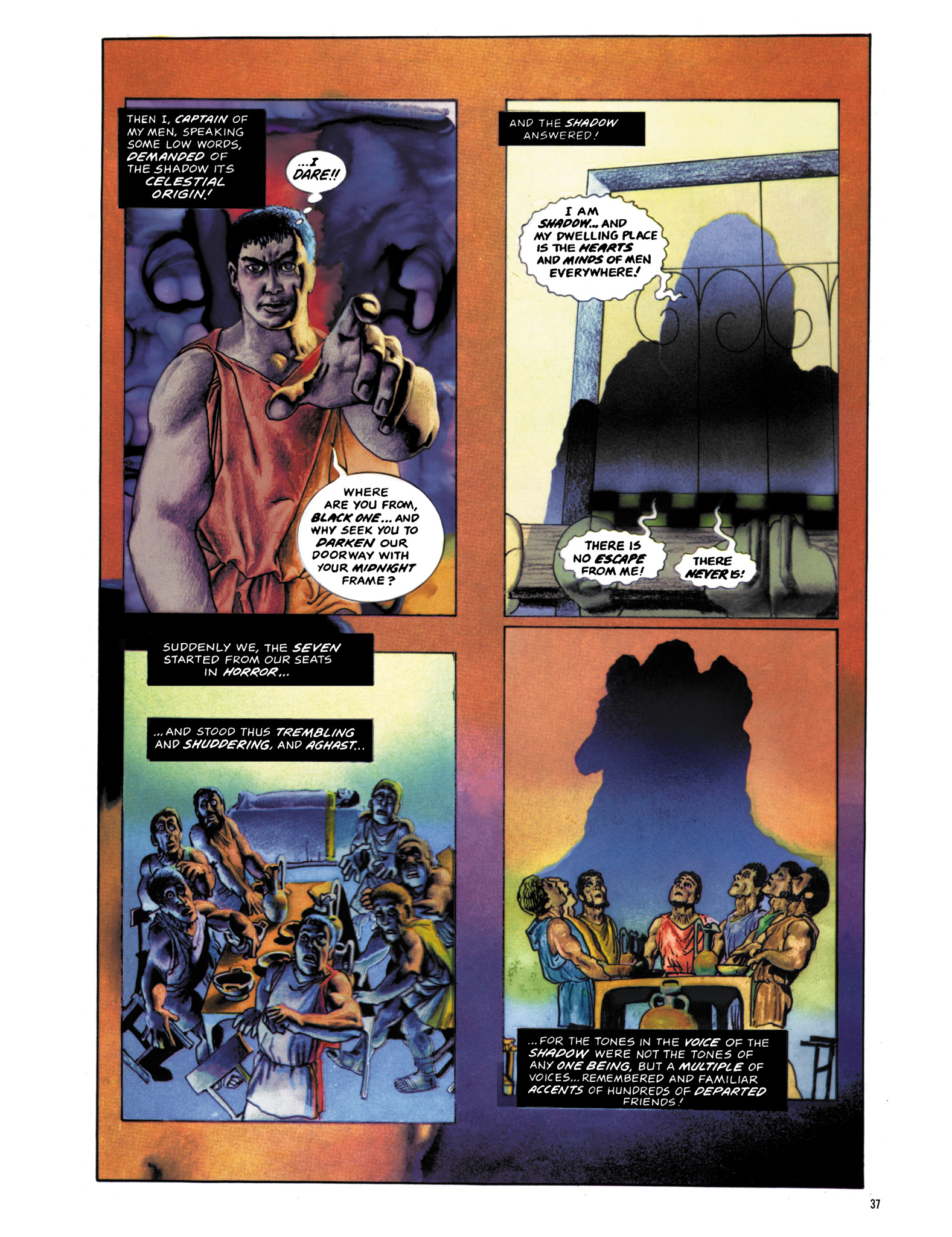 Read online Eerie Archives comic -  Issue # TPB 18 - 38