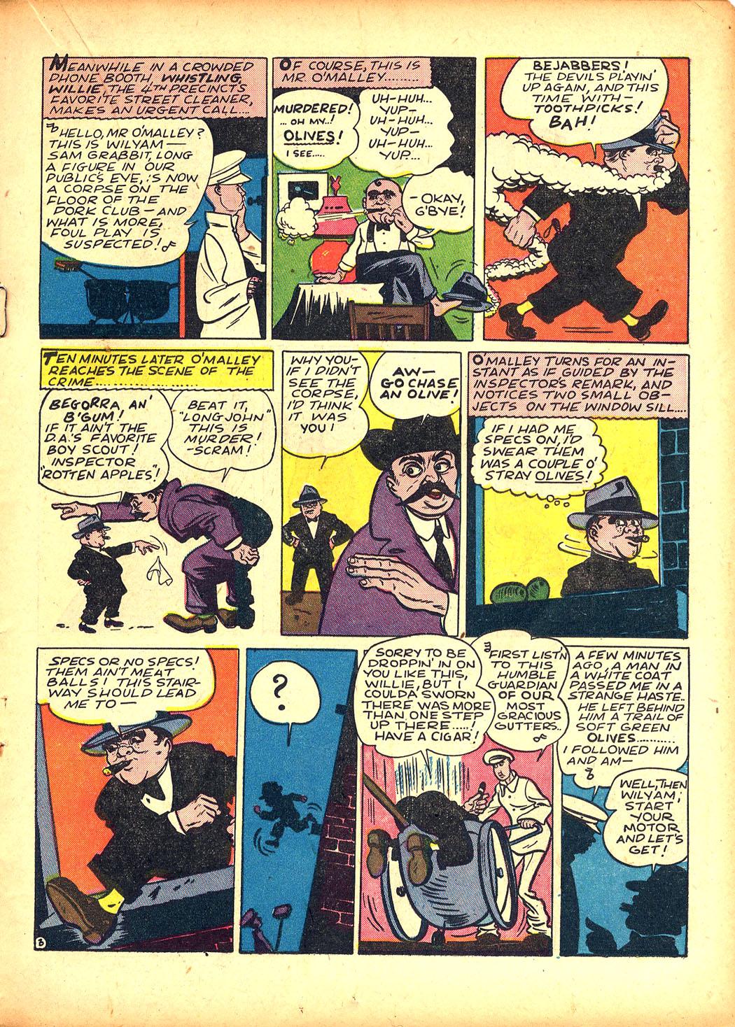 Read online Sensation (Mystery) Comics comic -  Issue #5 - 35