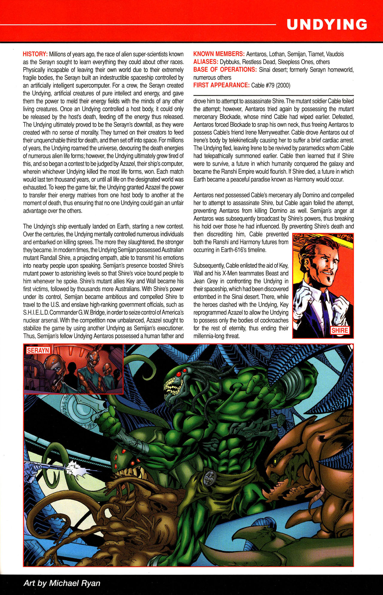 Read online All-New Official Handbook of the Marvel Universe A to Z comic -  Issue #12 - 7