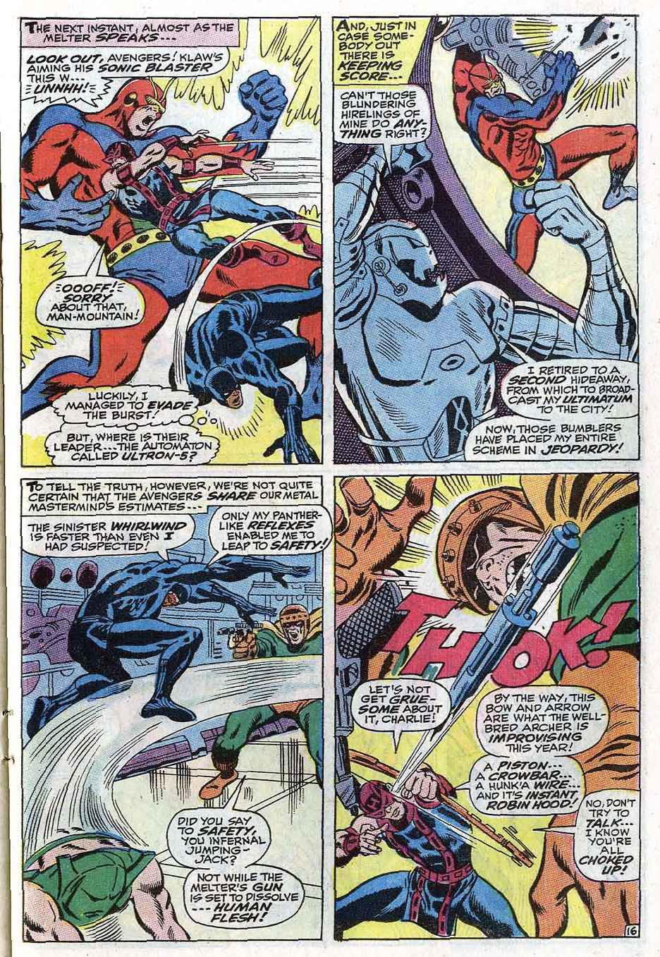 The Avengers (1963) 55 Page 22
