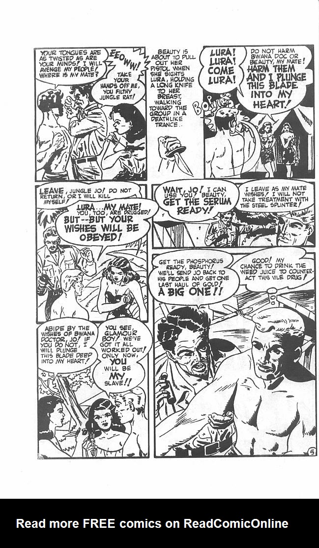 Read online Men of Mystery Comics comic -  Issue #34 - 30