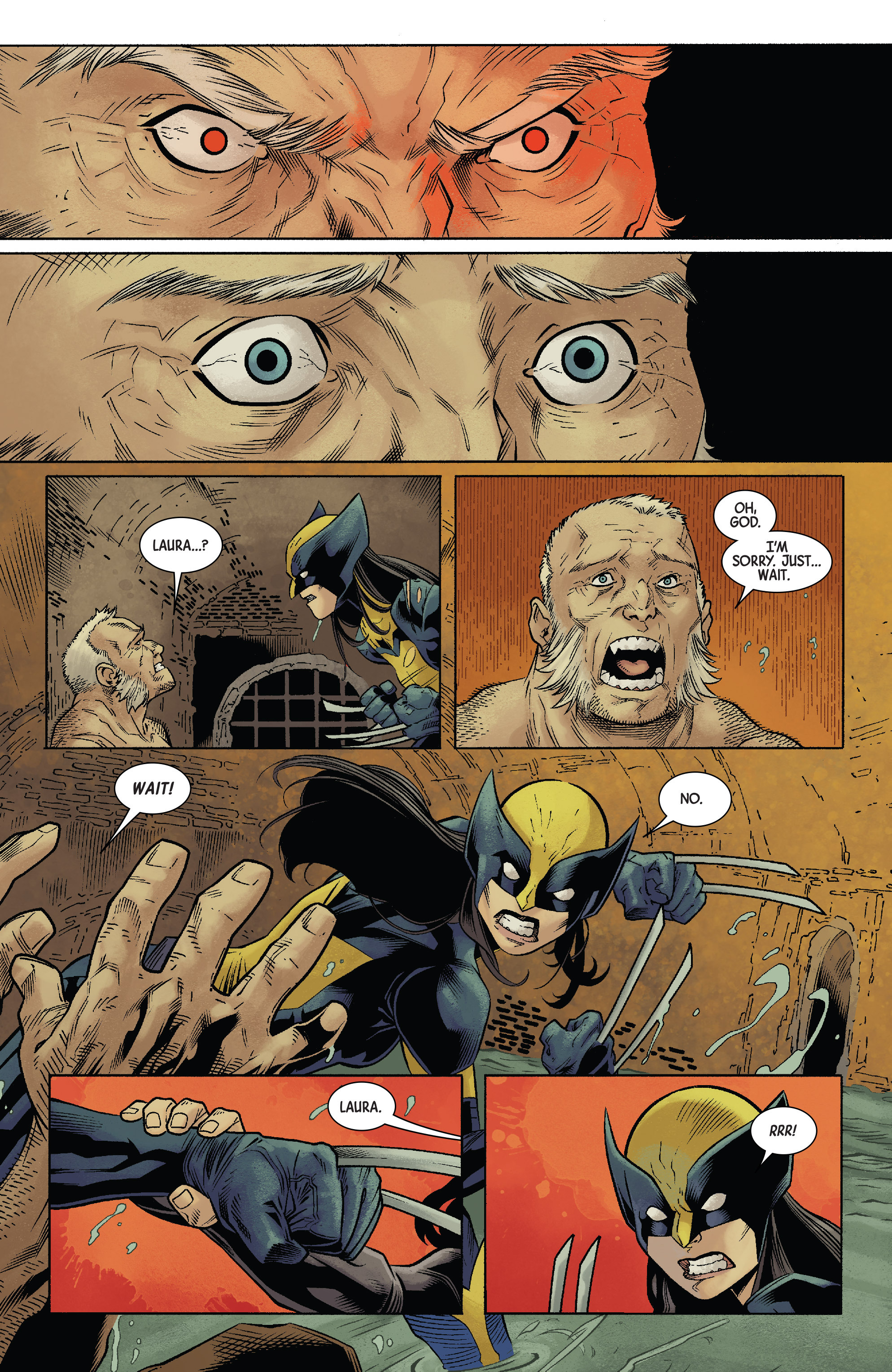Read online All-New Wolverine (2016) comic -  Issue #12 - 16