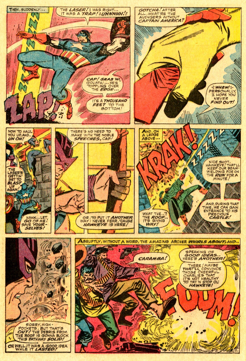 The Avengers (1963) 35 Page 12
