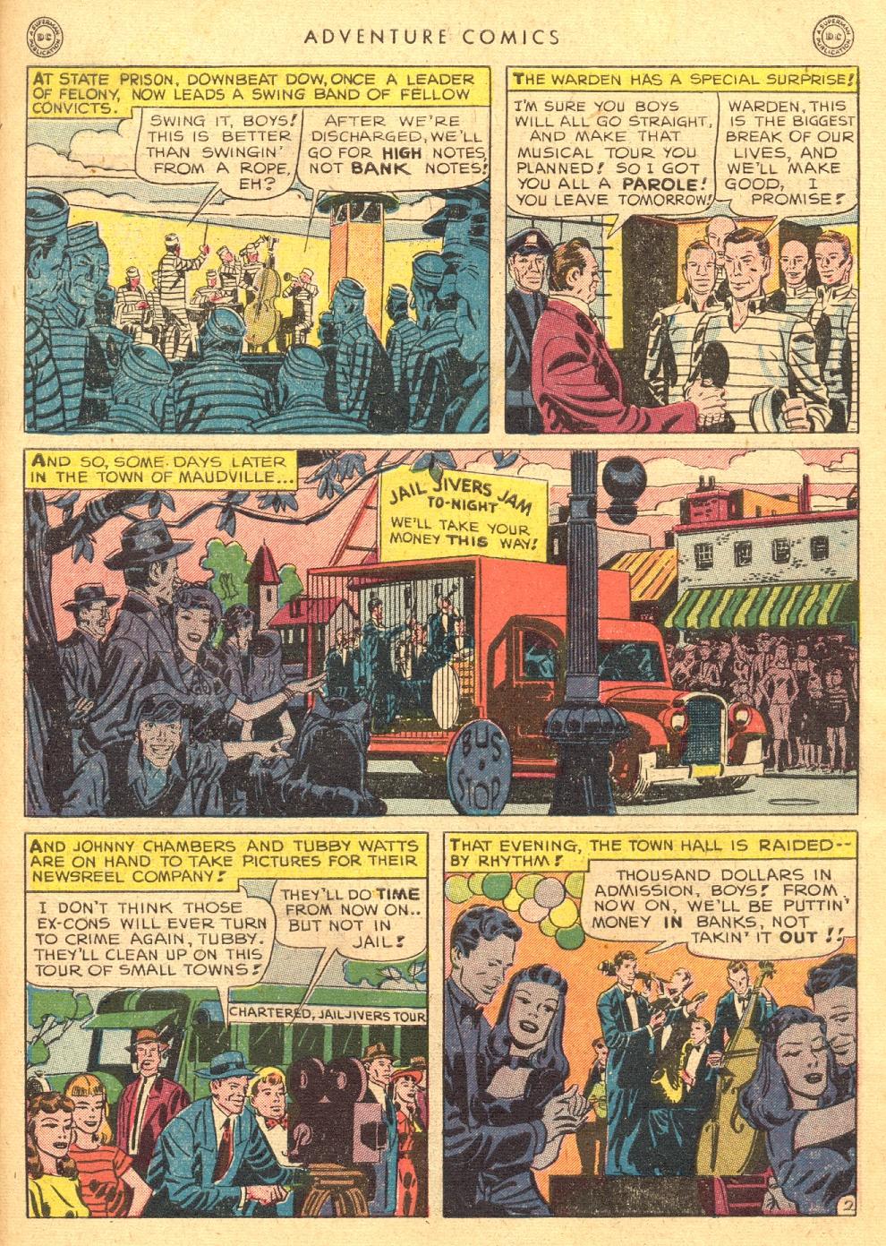 Read online Adventure Comics (1938) comic -  Issue #133 - 41