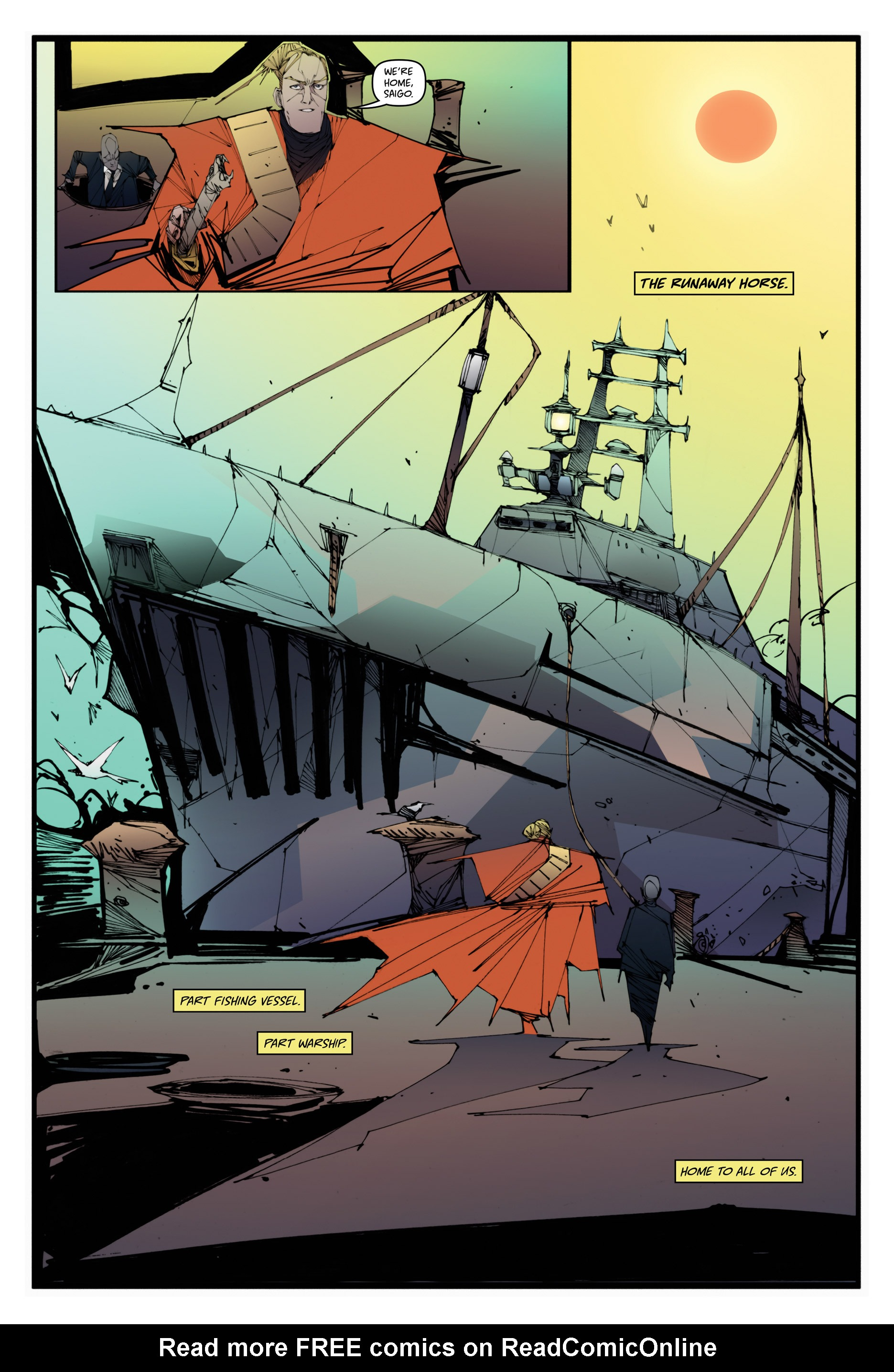 Read online Scrimshaw comic -  Issue #1 - 23