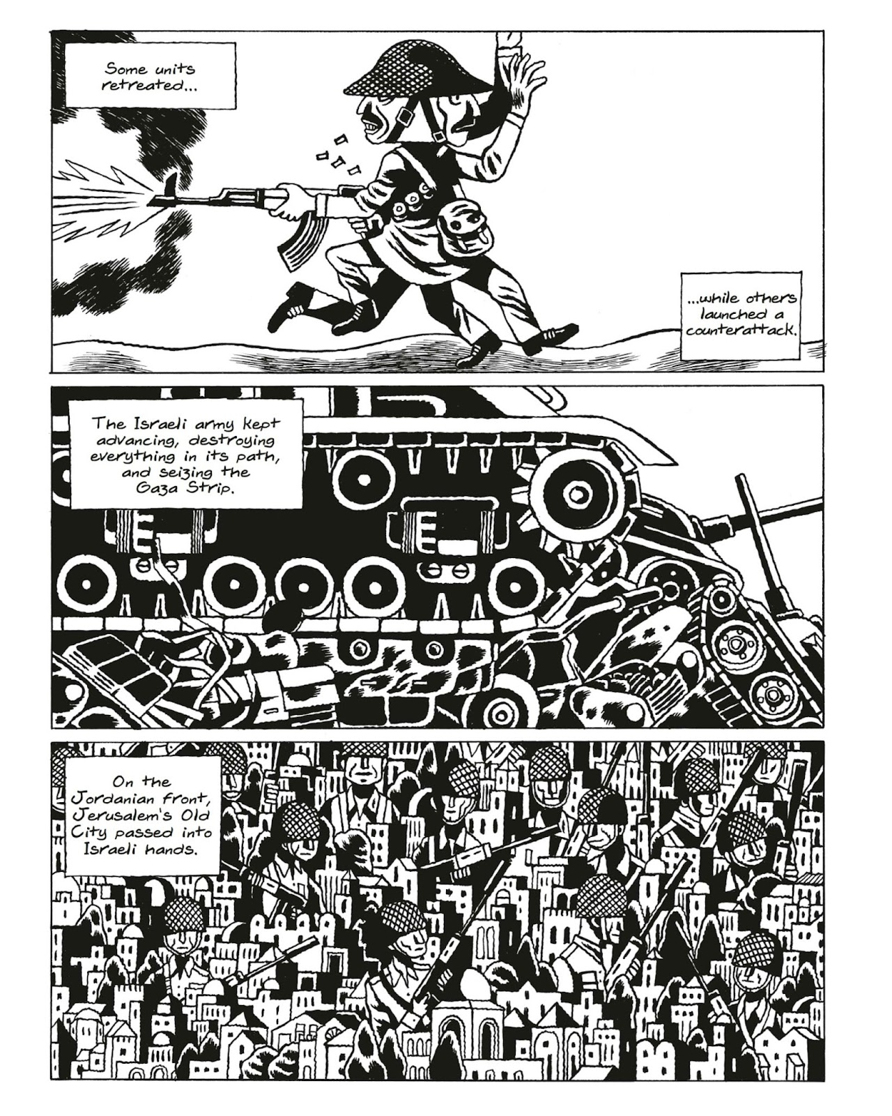 Best of Enemies: A History of US and Middle East Relations issue TPB_2 - Page 32
