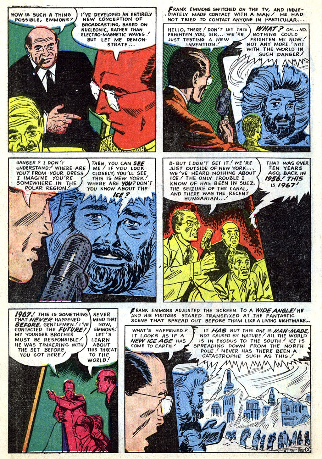 Mystic (1951) issue 60 - Page 30