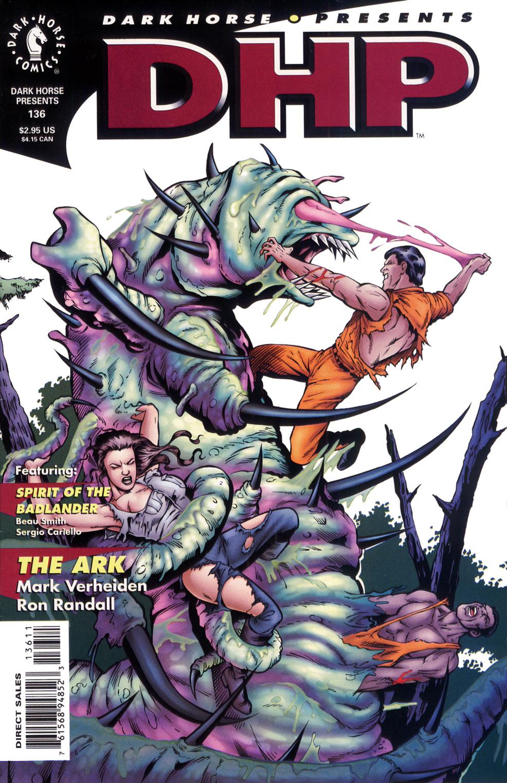 Dark Horse Presents (1986) issue 136 - Page 1