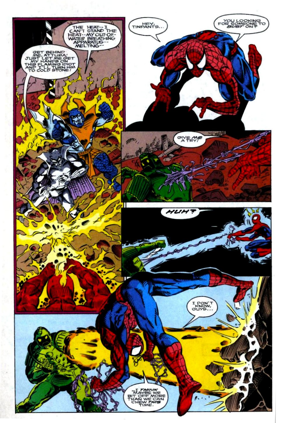 What If...? (1989) issue 68 - Page 6