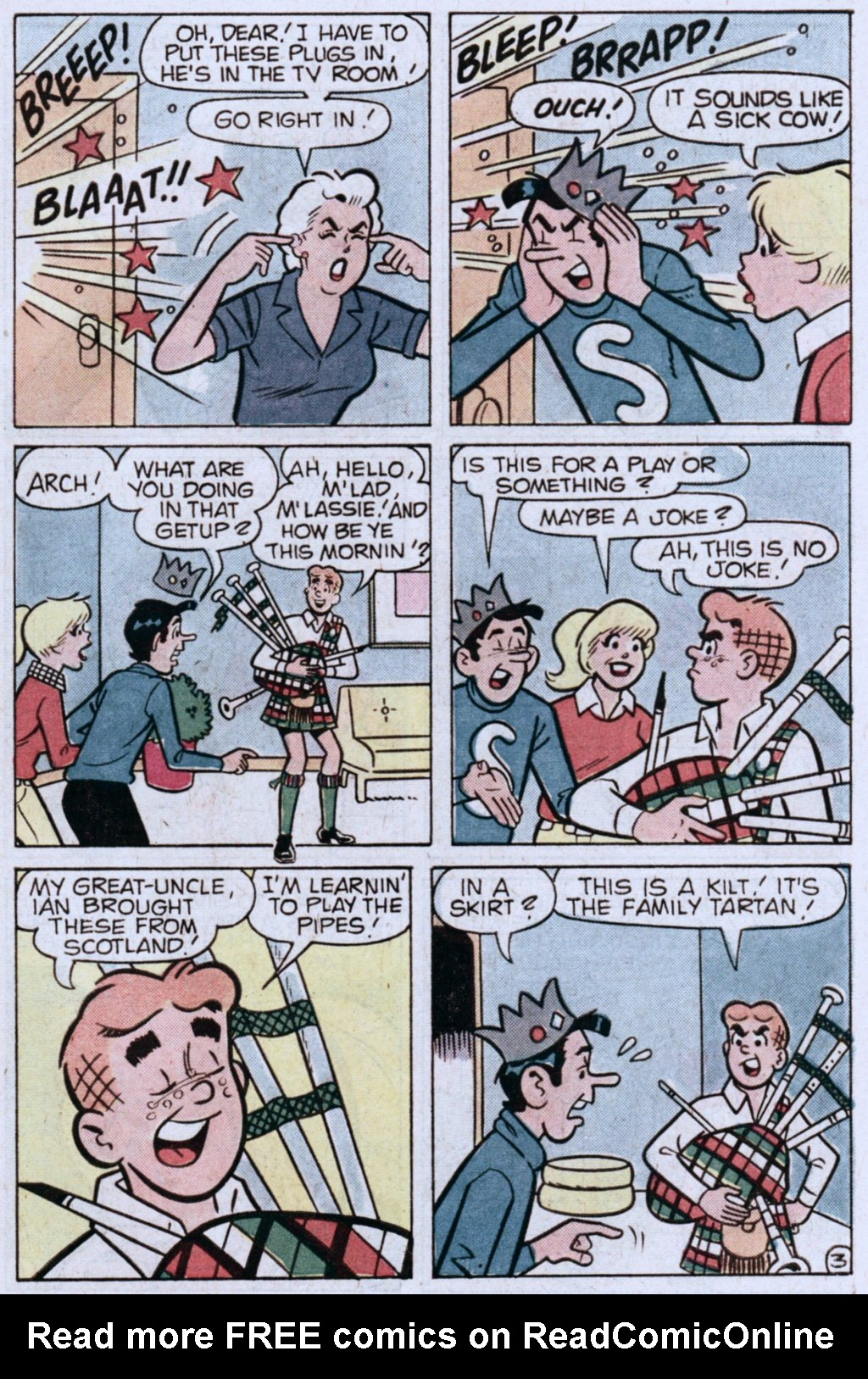 Read online Archie (1960) comic -  Issue #311 - 31