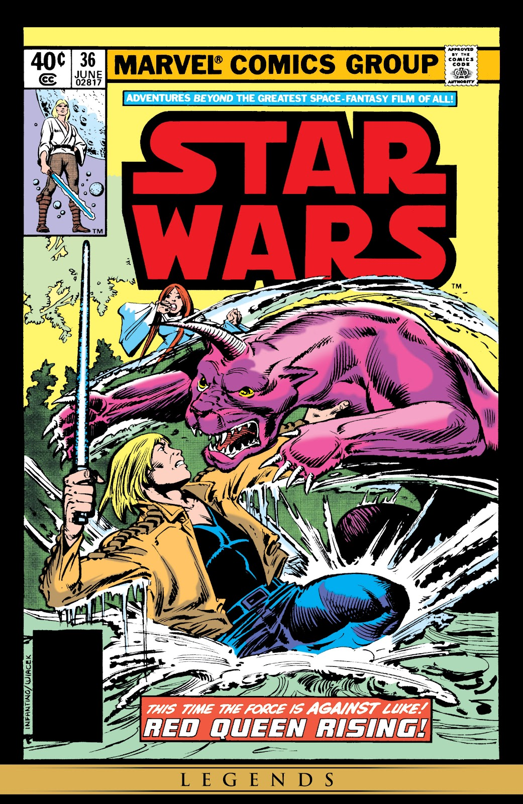 Read online Star Wars Legends: The Original Marvel Years - Epic Collection comic -  Issue # TPB 2 (Part 3) - 57