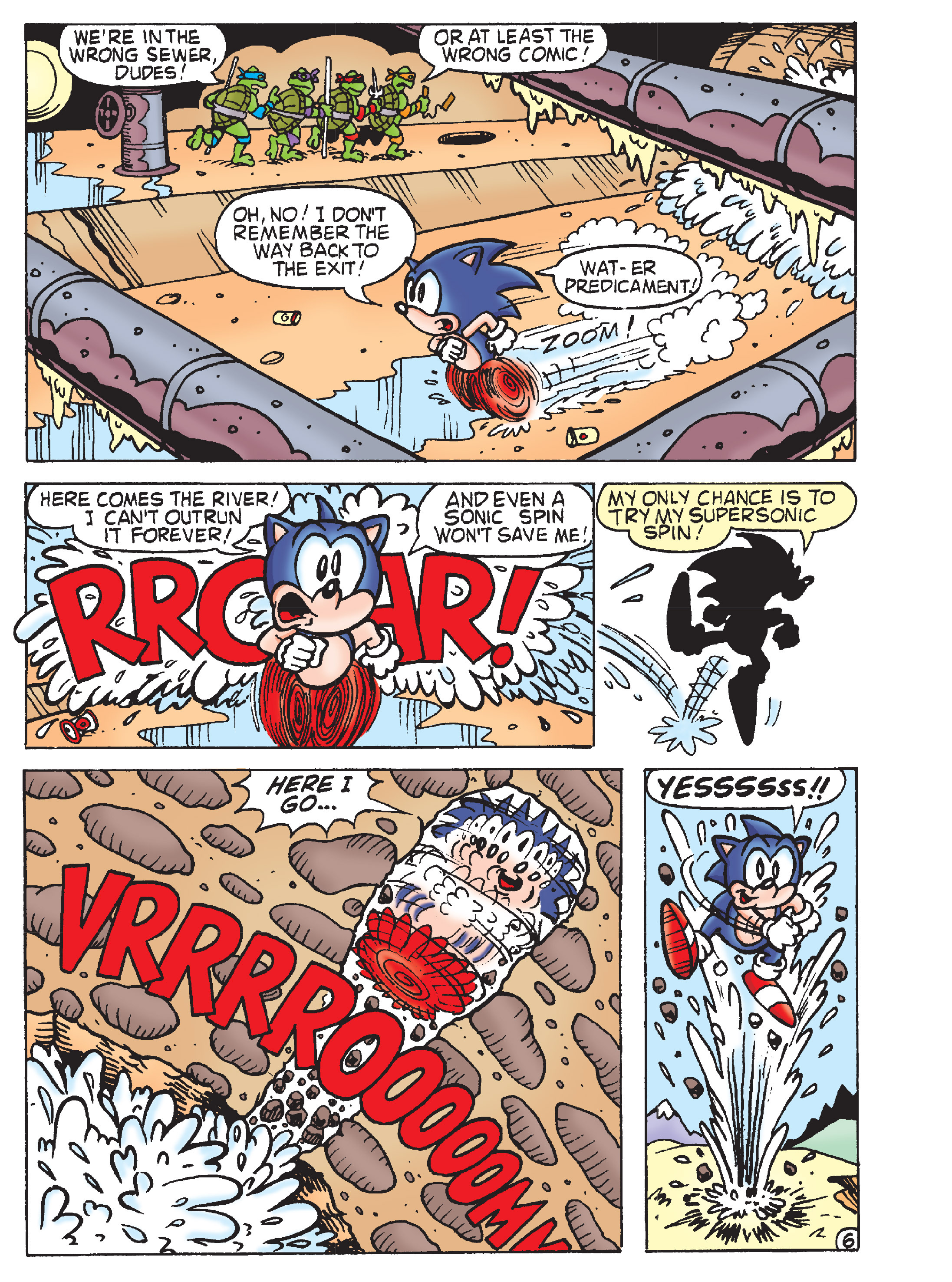Read online Sonic Super Digest comic -  Issue #7 - 79