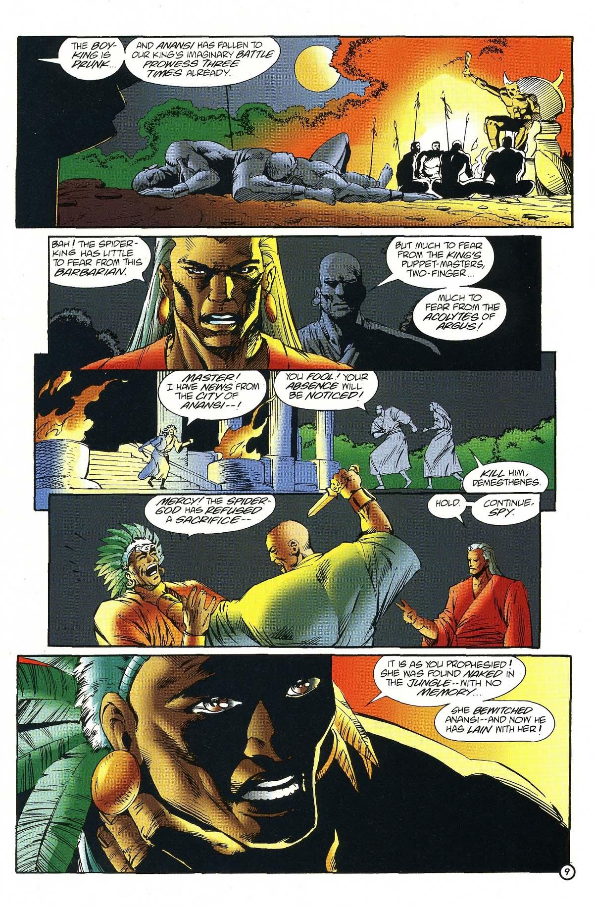 Read online Rune (1994) comic -  Issue #7 - 11
