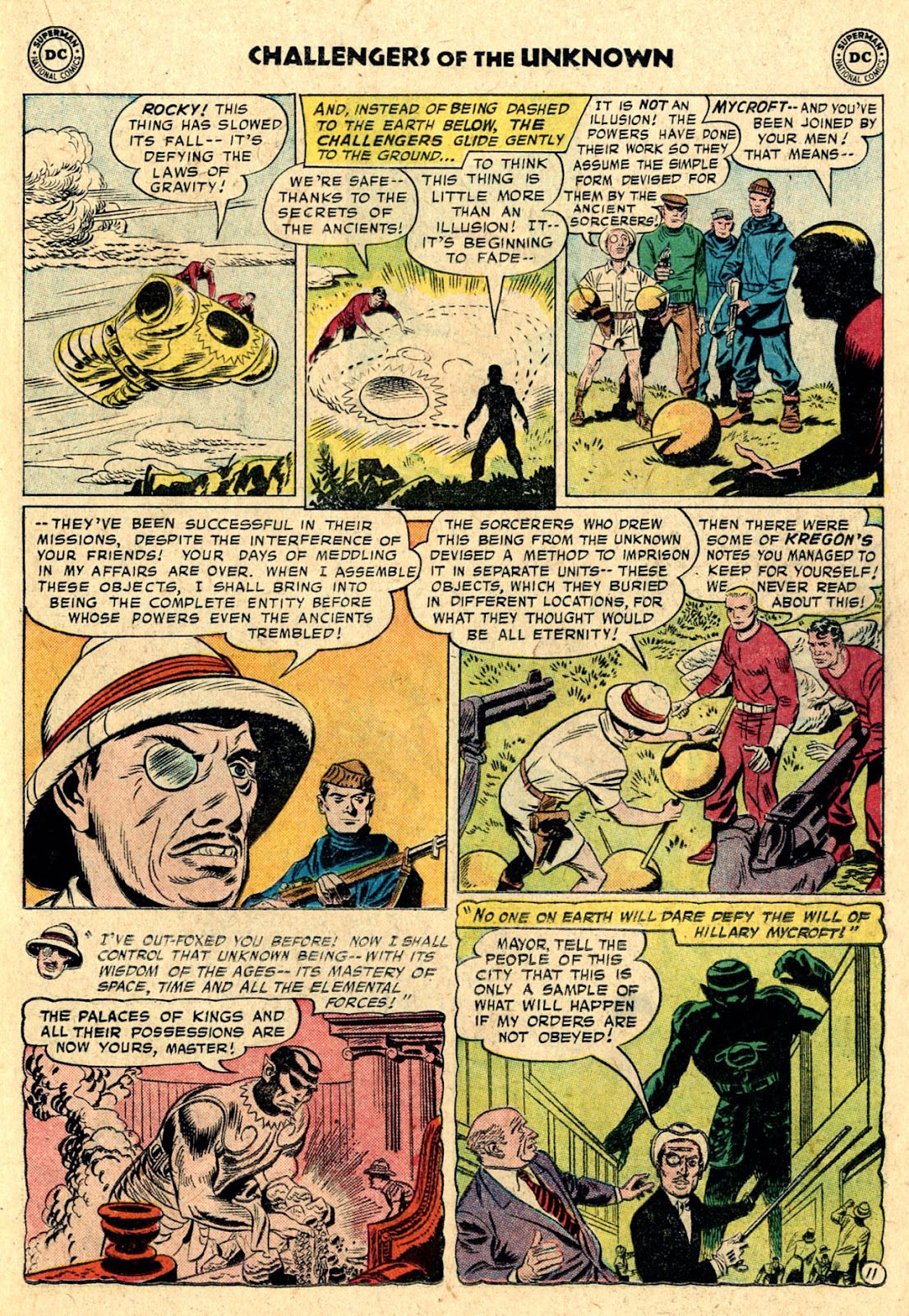 Challengers of the Unknown (1958) issue 3 - Page 15