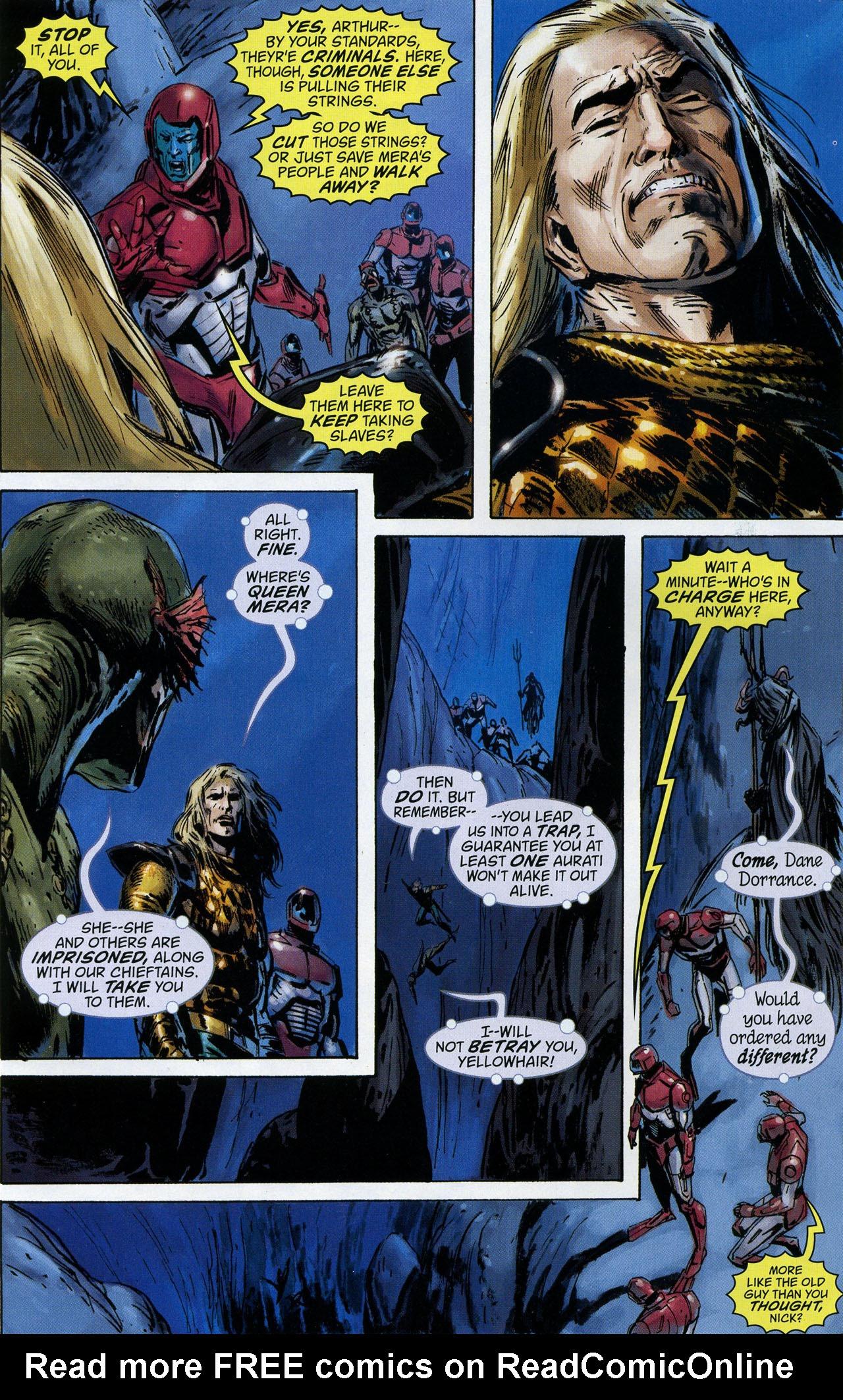 Read online Aquaman: Sword of Atlantis comic -  Issue #44 - 8