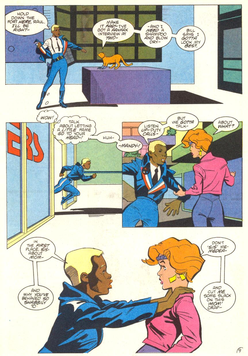 Read online American Flagg! comic -  Issue #13 - 10
