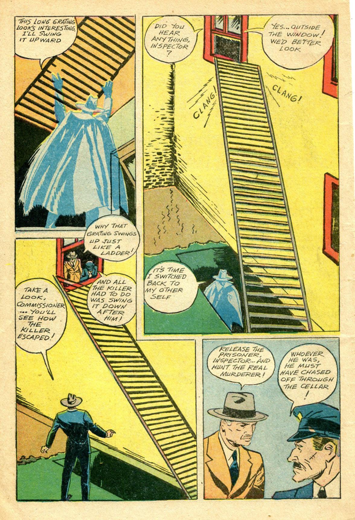 Read online Shadow Comics comic -  Issue #44 - 7