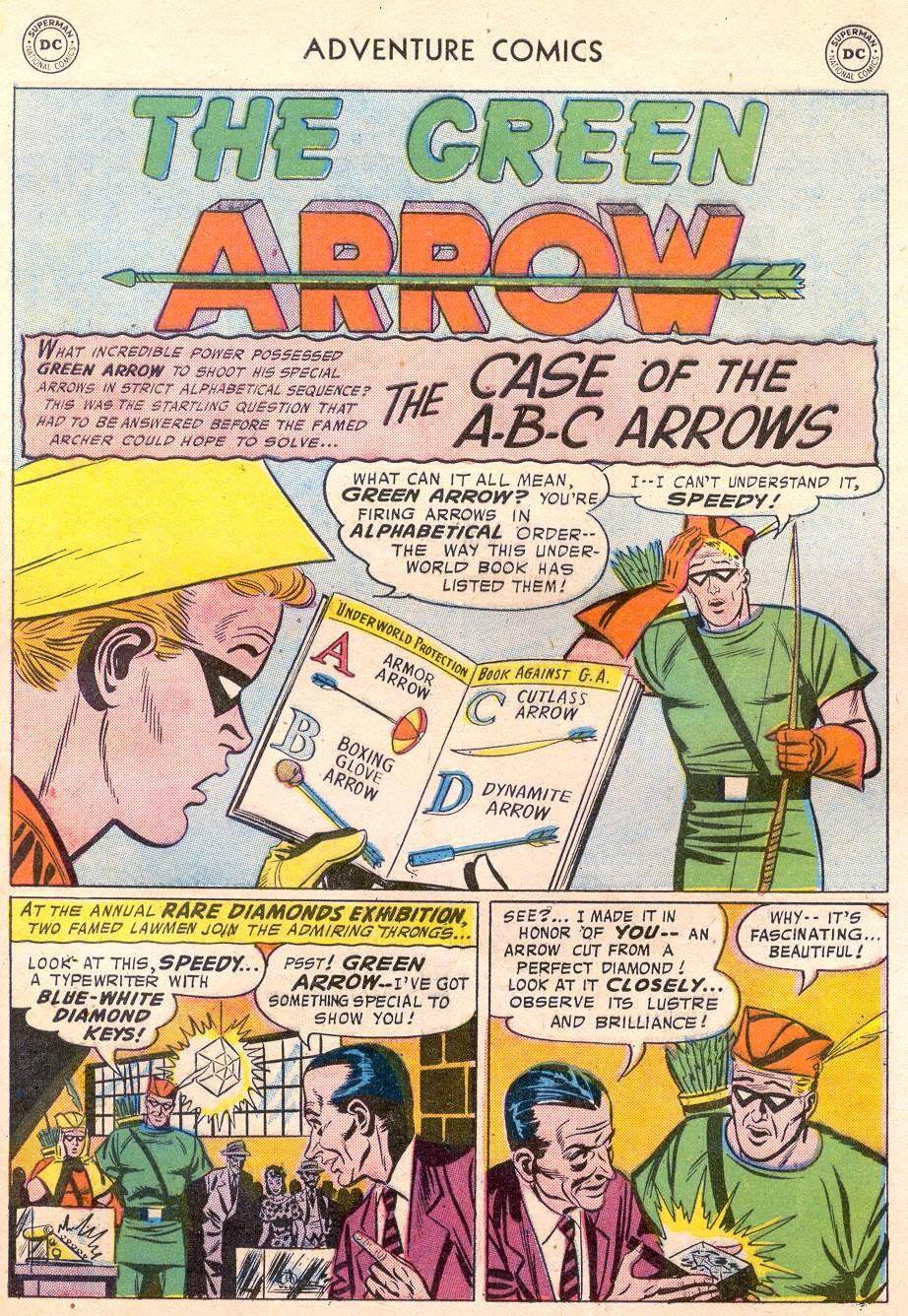 Read online Adventure Comics (1938) comic -  Issue #232 - 27