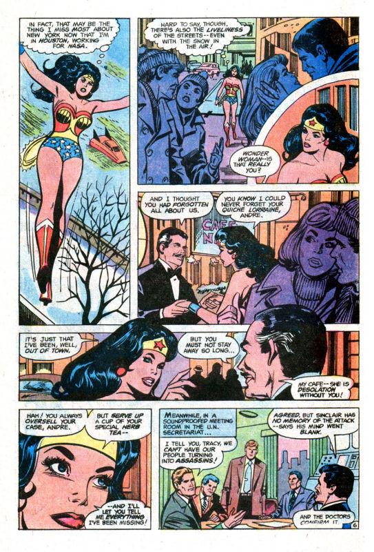 Read online Wonder Woman (1942) comic -  Issue #255 - 10