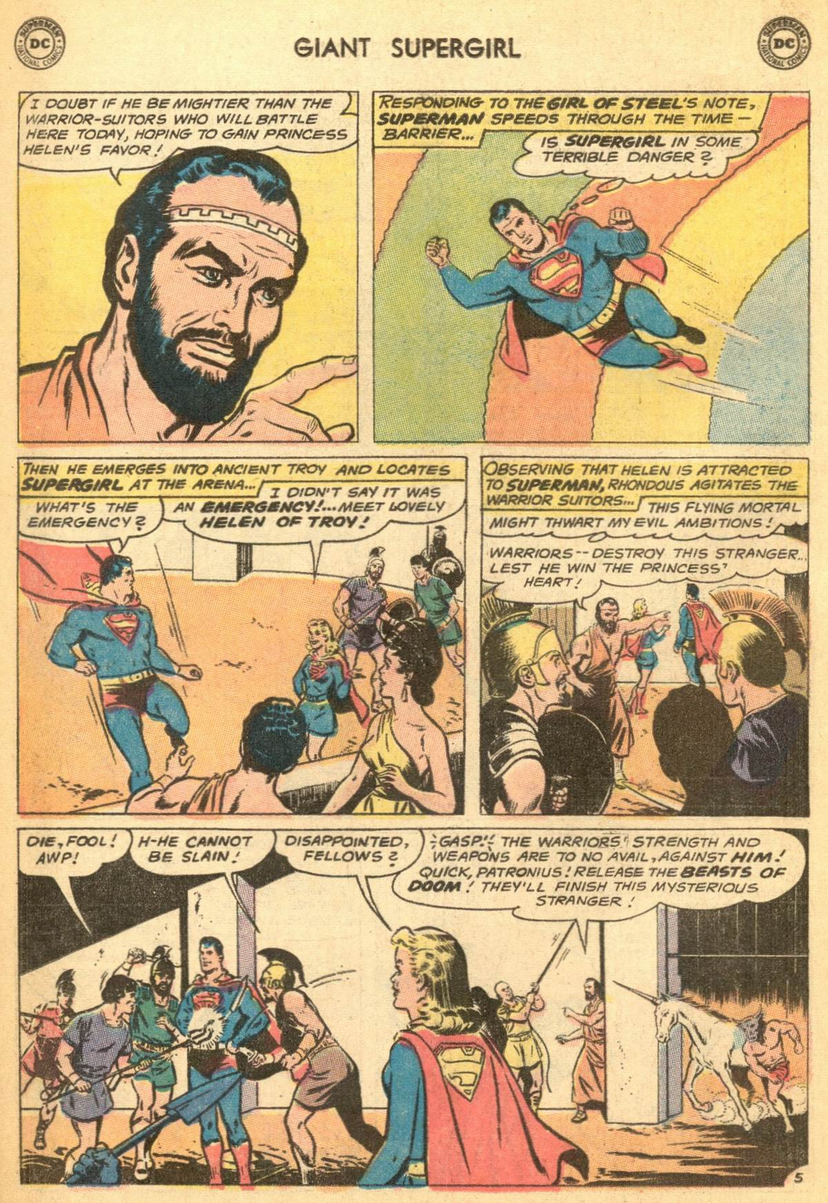 Read online Adventure Comics (1938) comic -  Issue #390 - 8