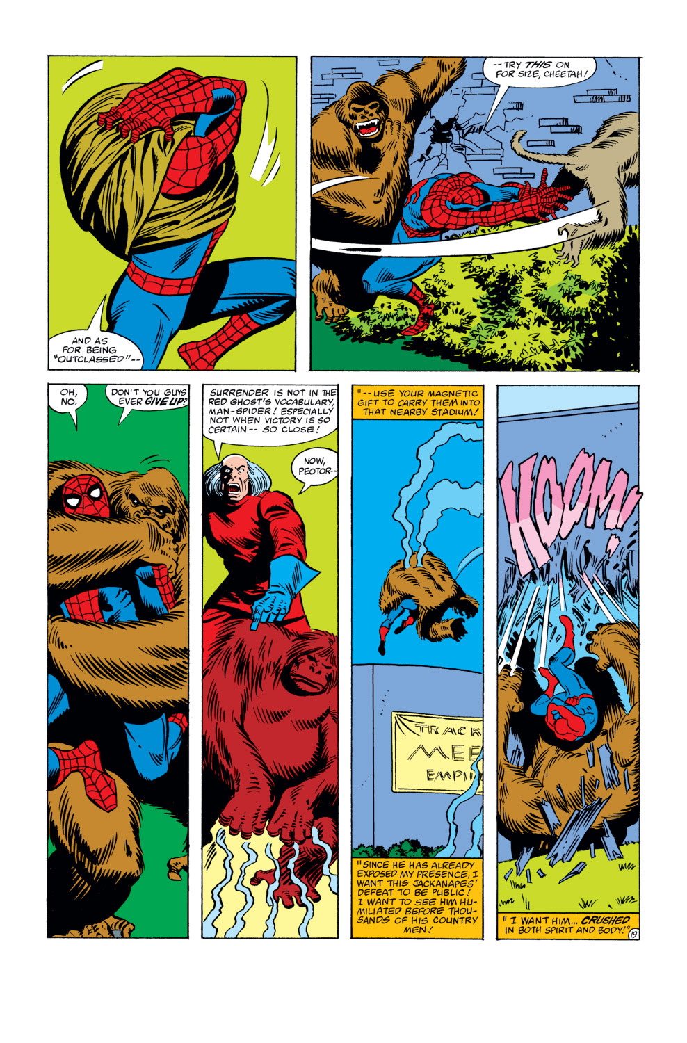 The Amazing Spider-Man (1963) 223 Page 19