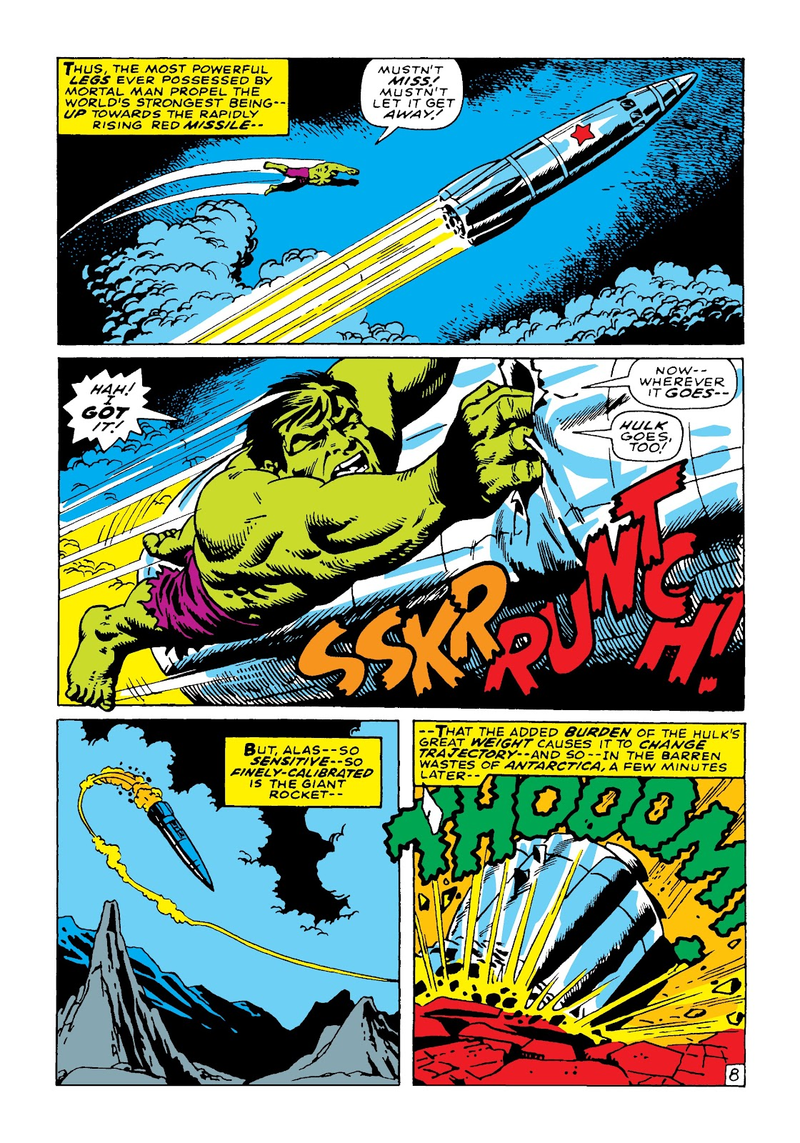 Read online Marvel Masterworks: The Incredible Hulk comic -  Issue # TPB 4 (Part 2) - 94