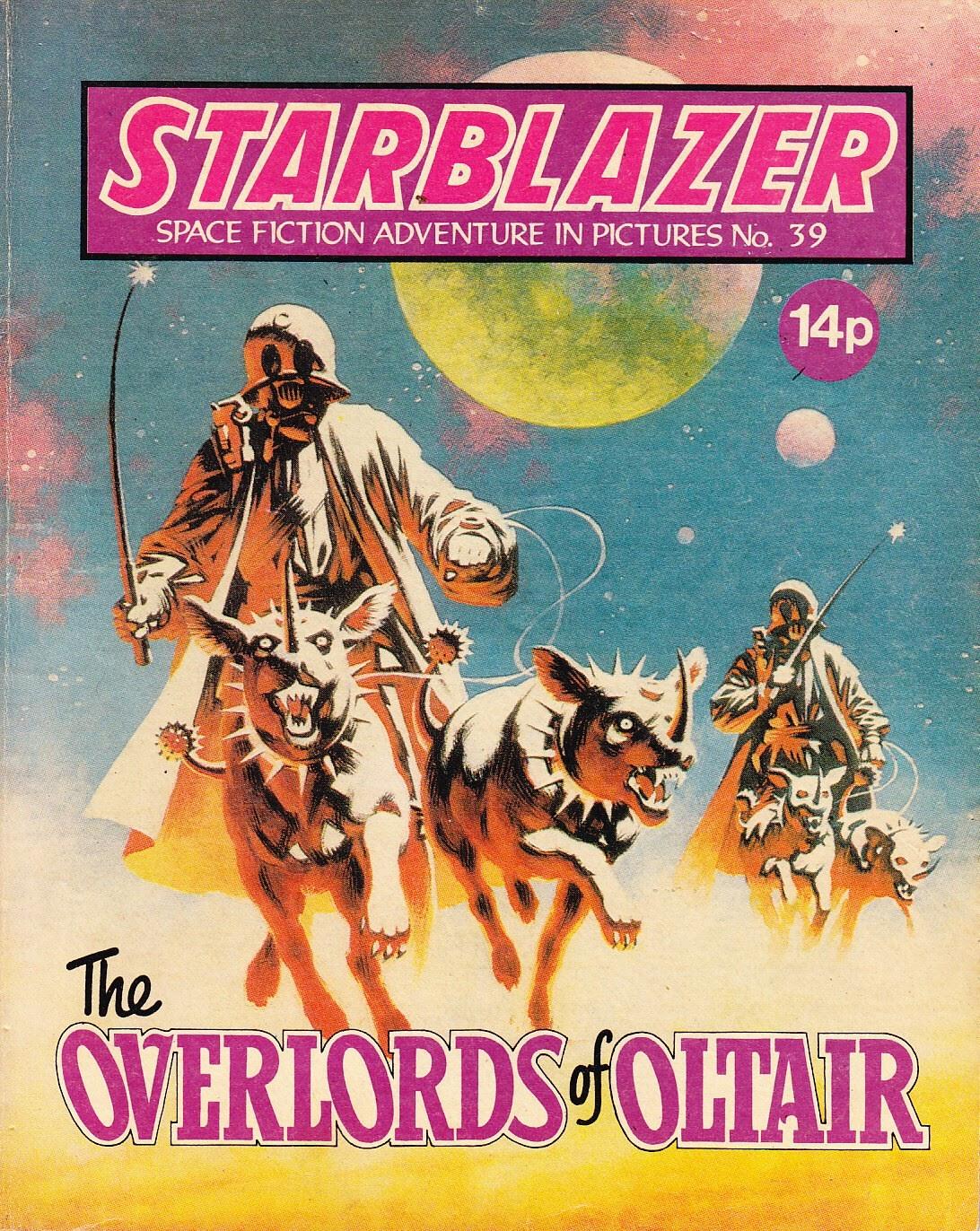 Starblazer issue 39 - Page 1