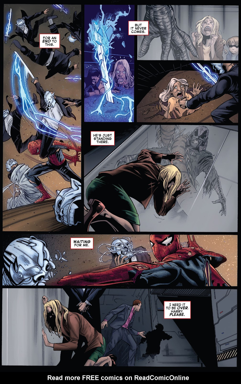The Amazing Spider-Man (2018) issue 59 - Page 8