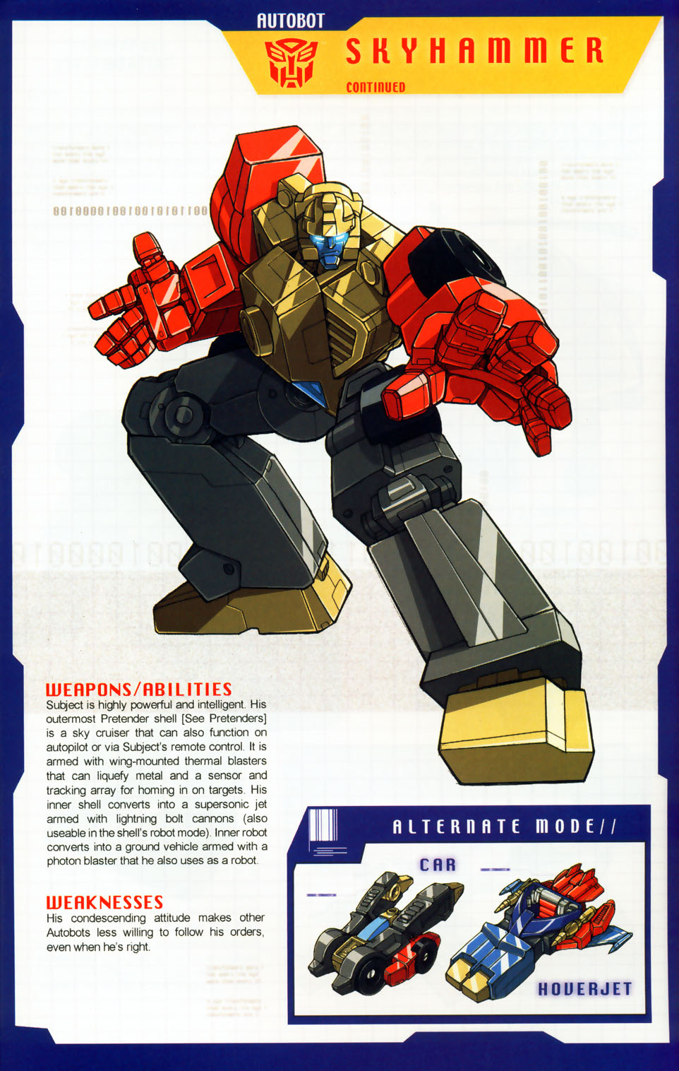 Read online Transformers: More than Meets the Eye comic -  Issue #6 - 17