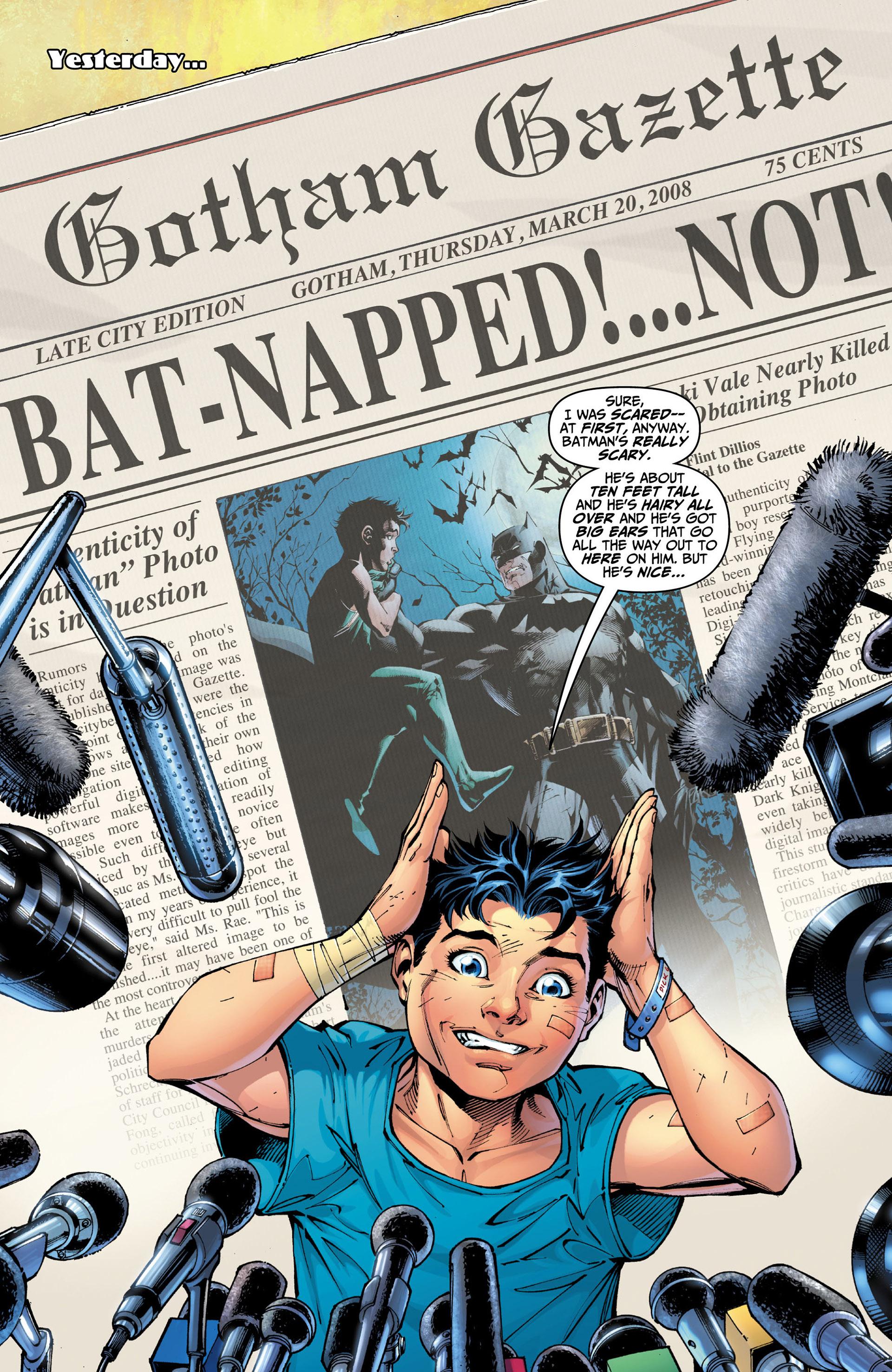 Read online All Star Batman & Robin, The Boy Wonder comic -  Issue #9 - 8