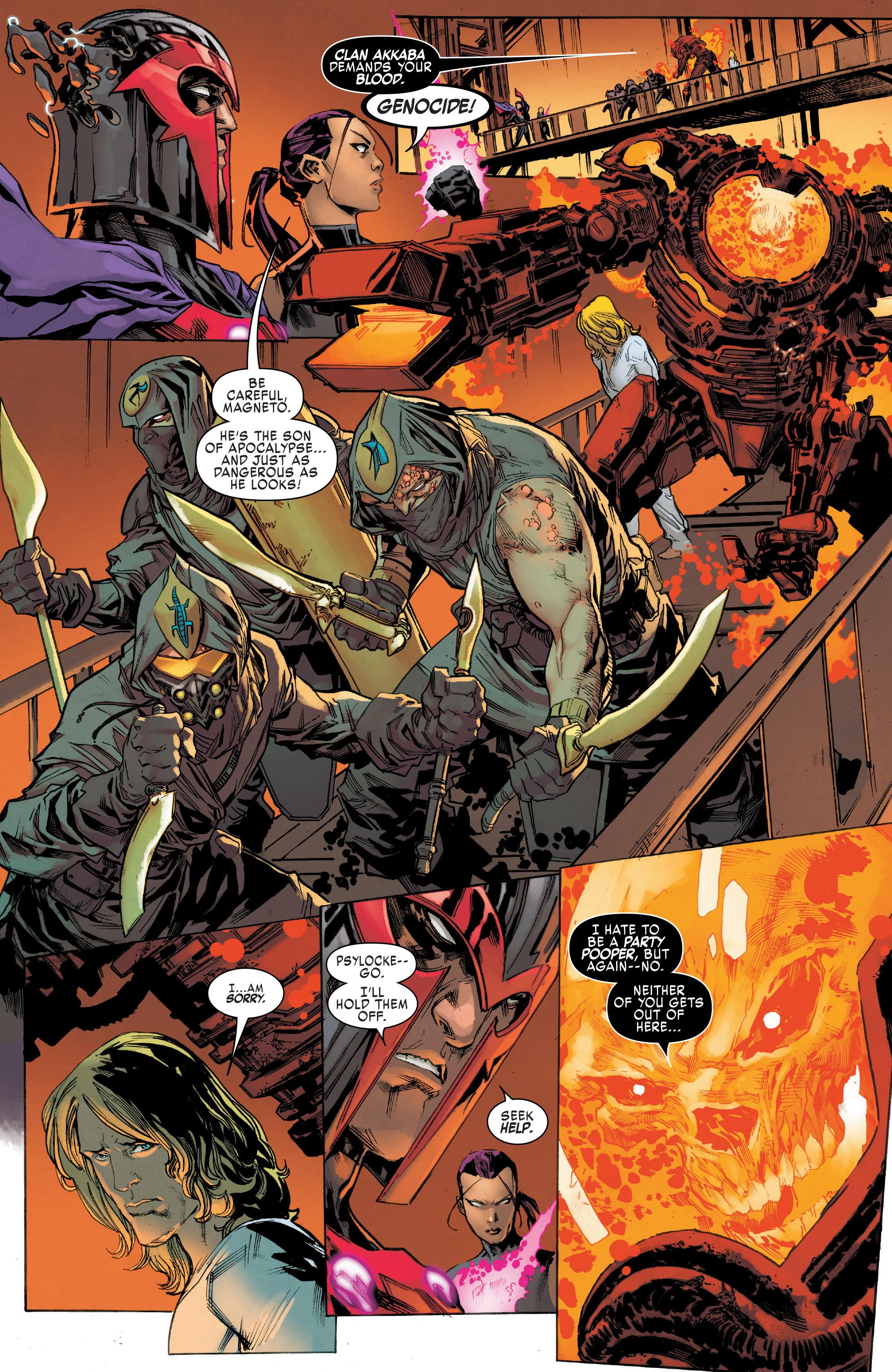 Read online Uncanny X-Men (2016) comic -  Issue #7 - 16