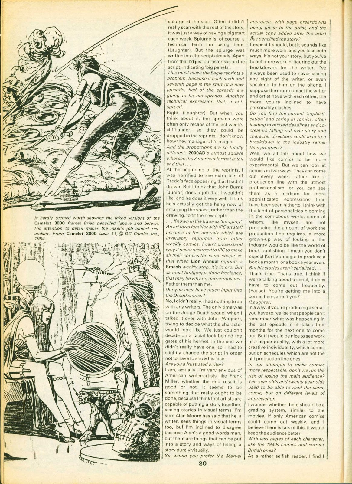 Warrior Issue #23 #24 - English 20