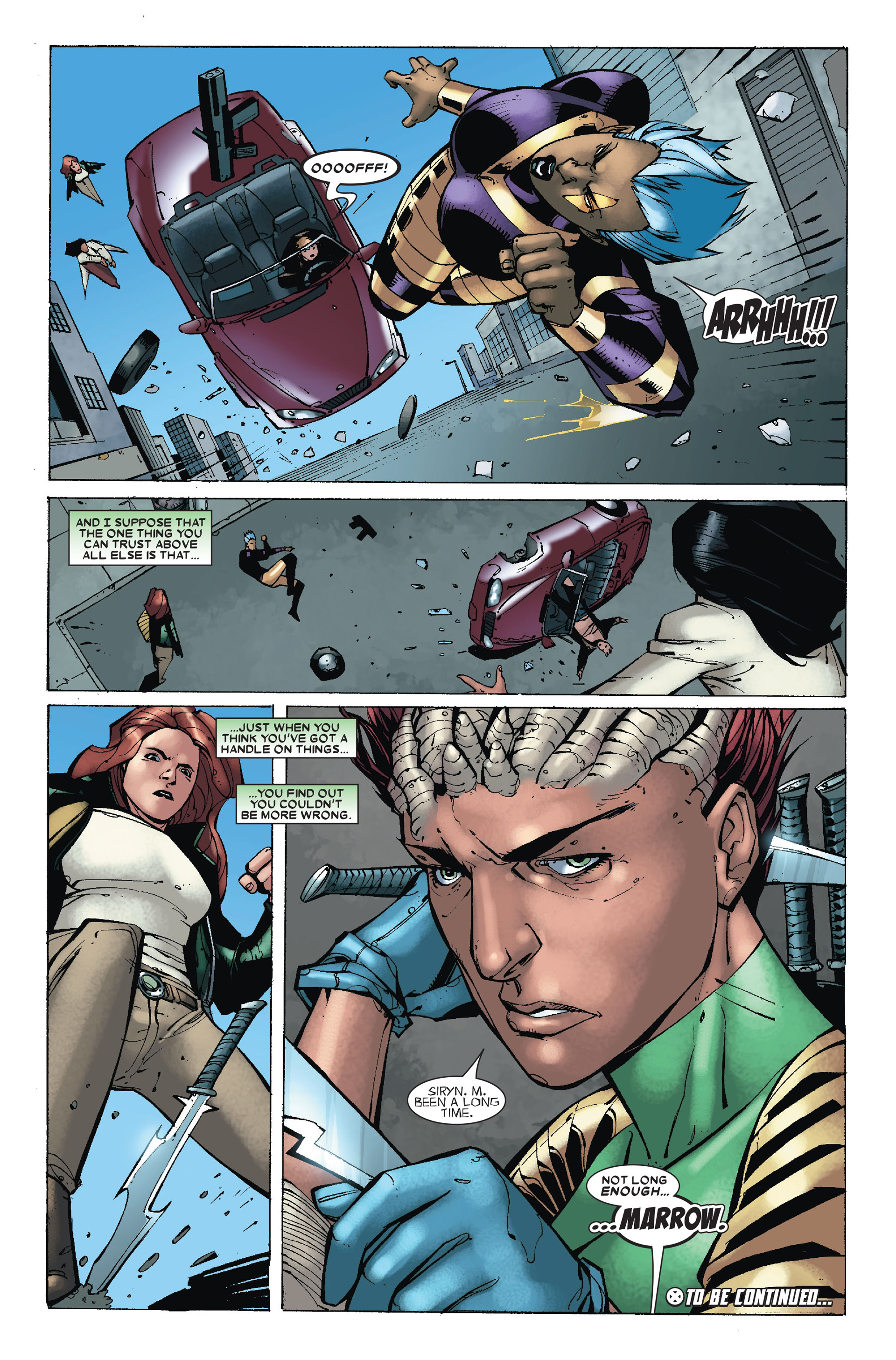 Read online X-Factor (2006) comic -  Issue #18 - 24