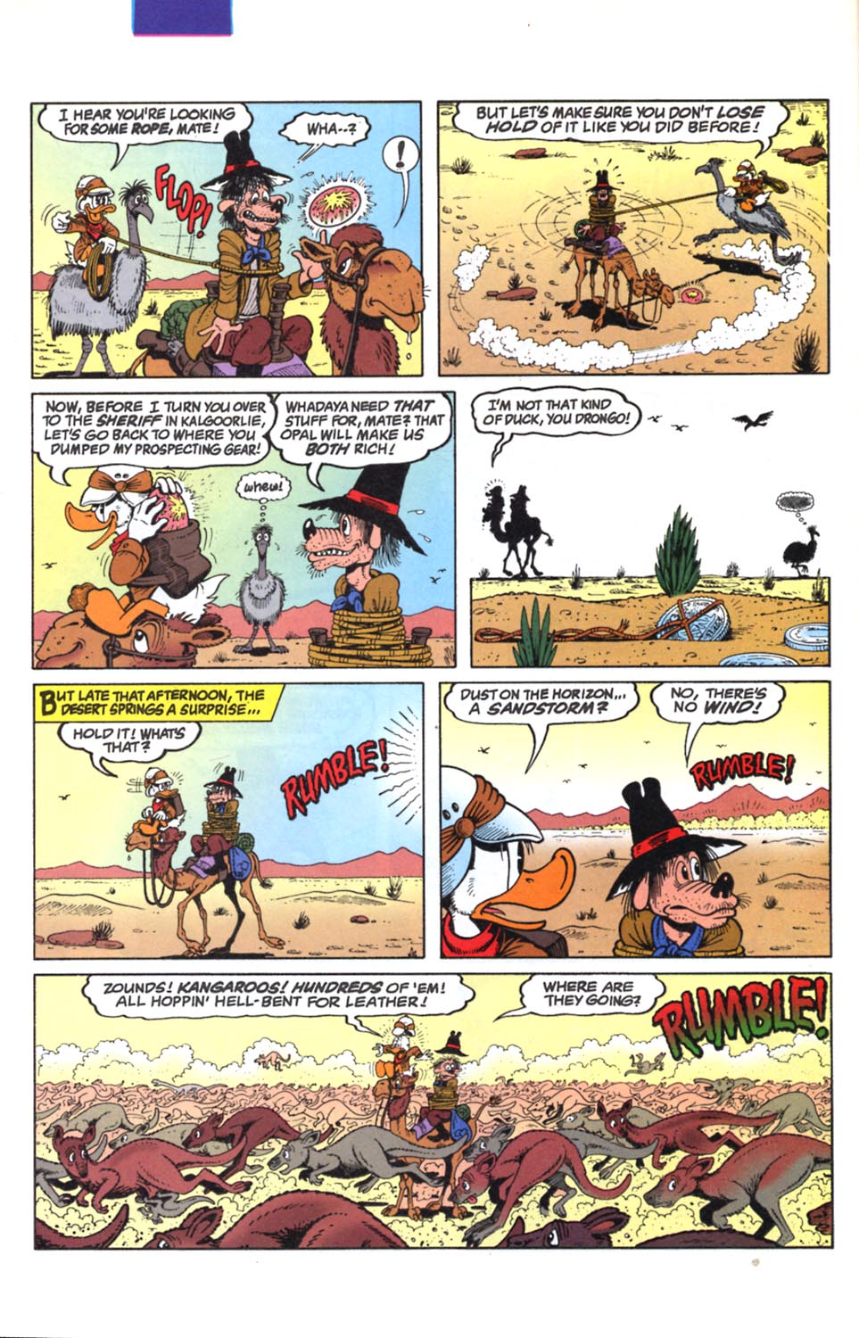 Read online Uncle Scrooge (1953) comic -  Issue #291 - 12
