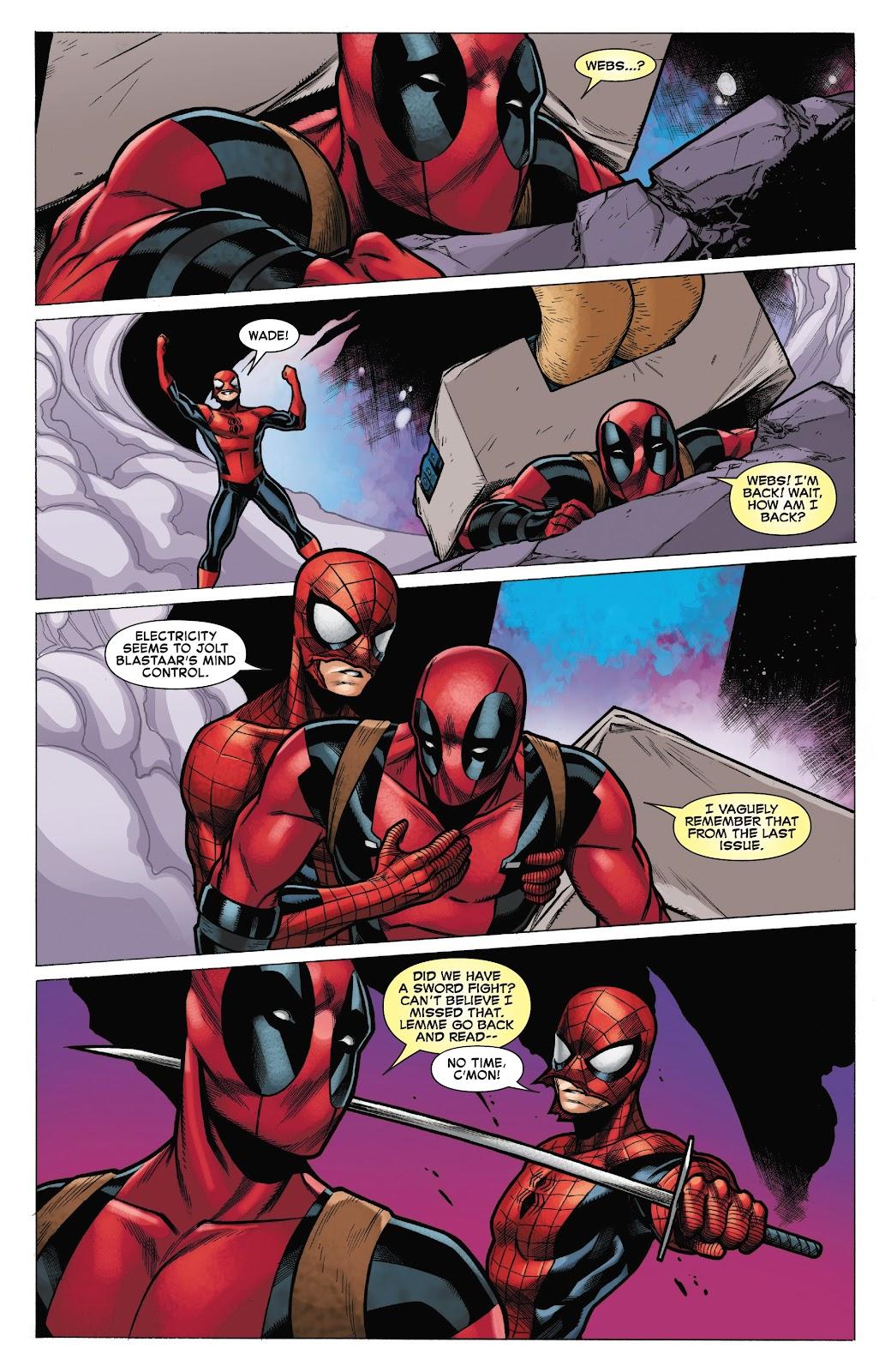 Read online Spider-Man/Deadpool comic -  Issue #45 - 12