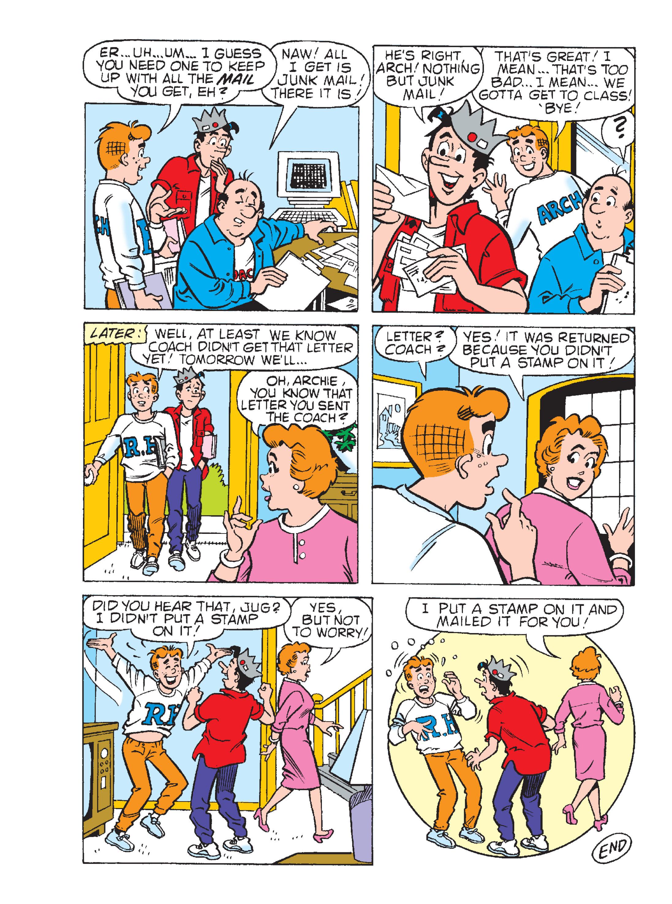 Read online Archie 1000 Page Comics Blowout! comic -  Issue # TPB (Part 1) - 249