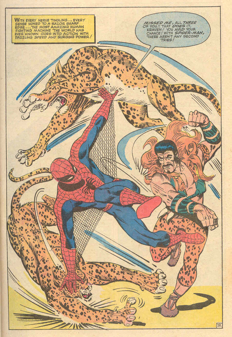 The Amazing Spider-Man (1963) _Annual_6 Page 19