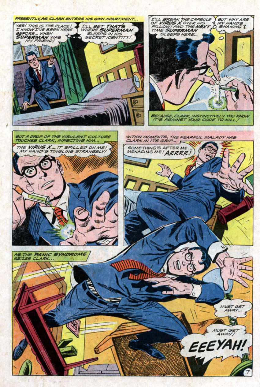 Read online Action Comics (1938) comic -  Issue #363 - 10