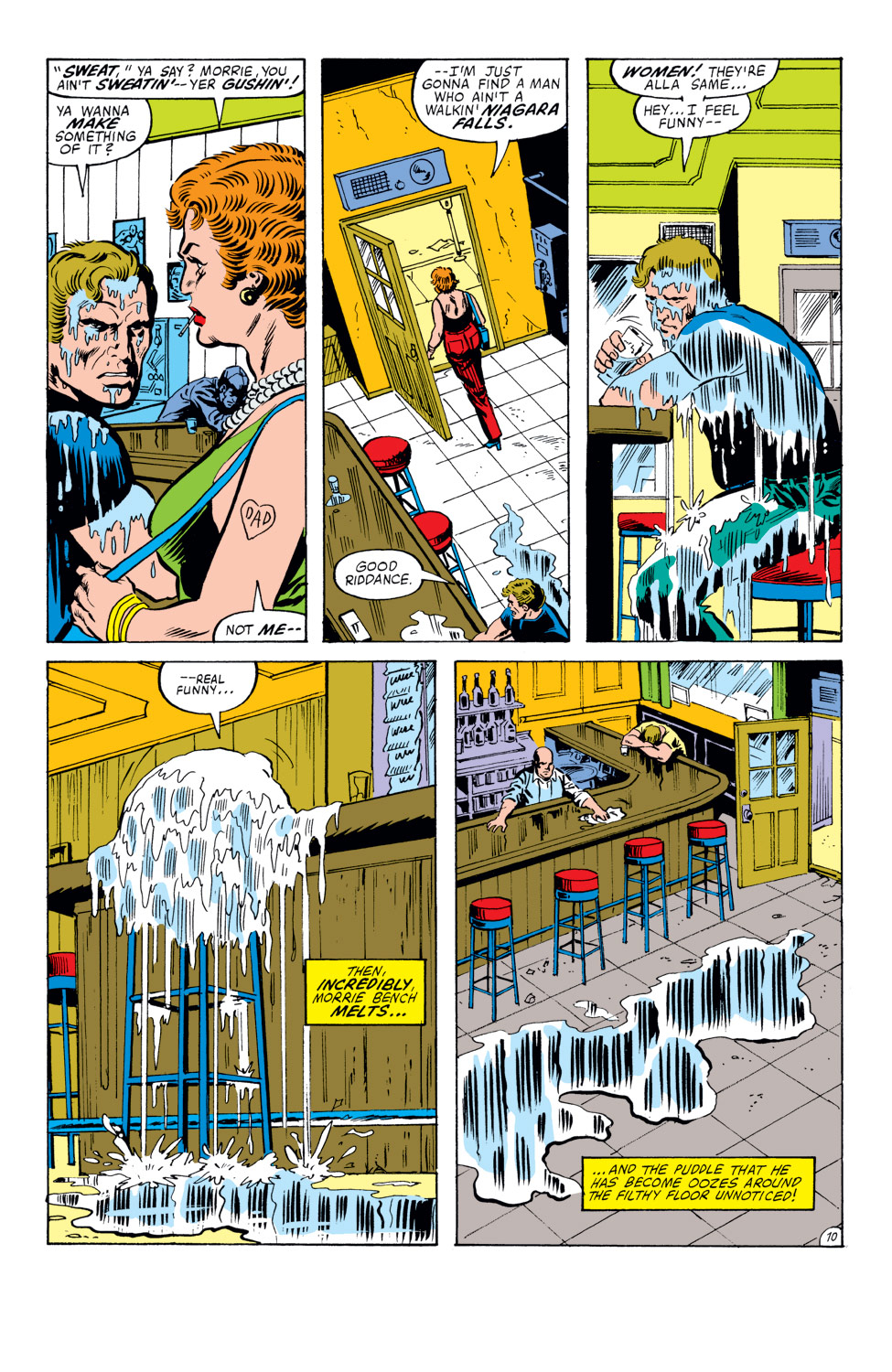 The Amazing Spider-Man (1963) 212 Page 10
