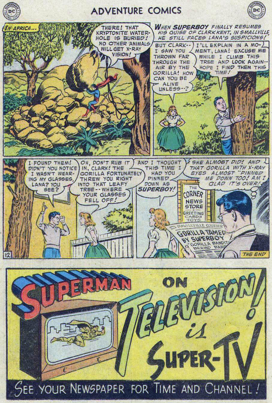 Read online Adventure Comics (1938) comic -  Issue #219 - 50