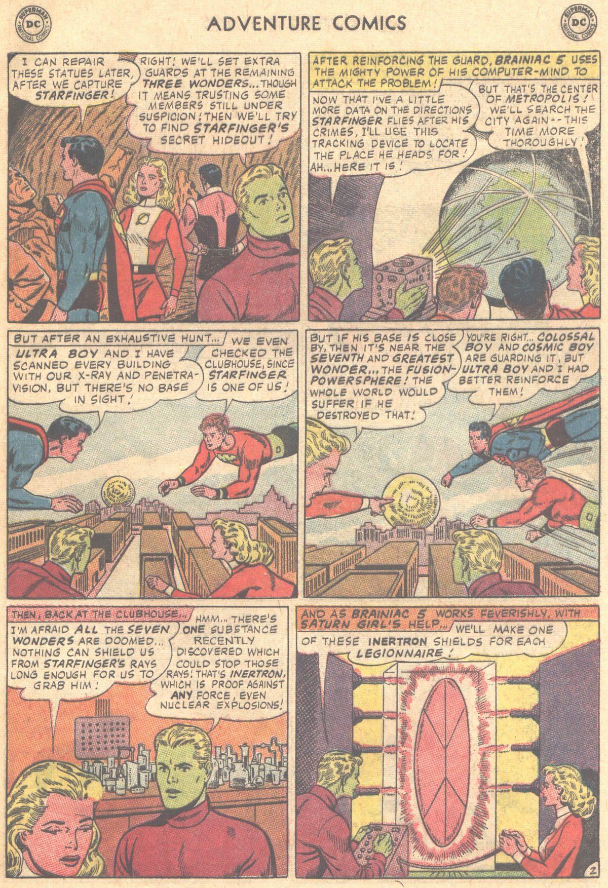 Read online Adventure Comics (1938) comic -  Issue #336 - 14