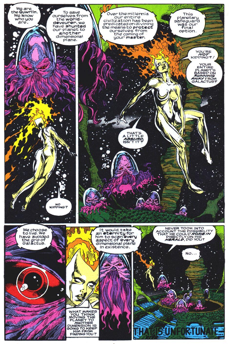 Read online Alpha Flight Special comic -  Issue #3 - 4