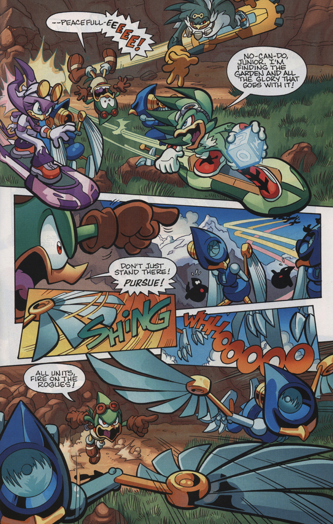 Read online Sonic Universe comic -  Issue #34 - 5