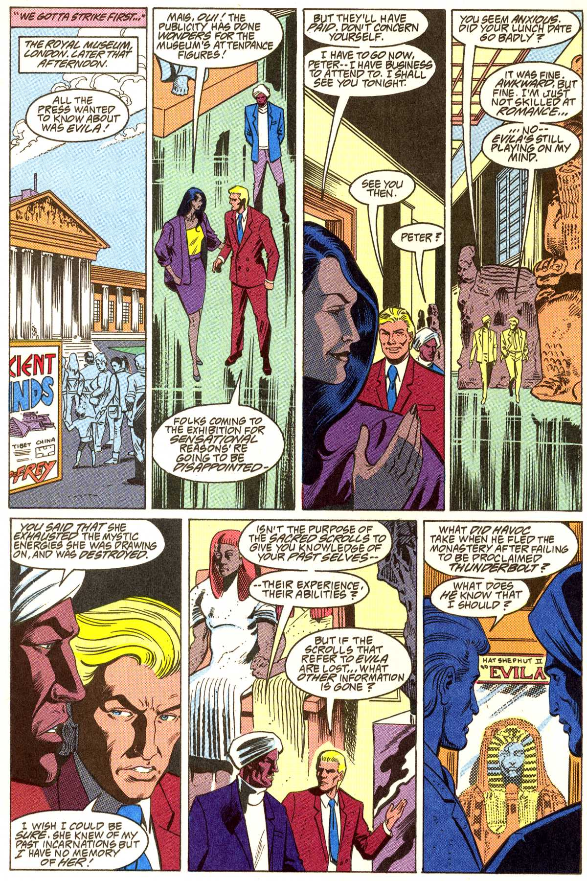 Read online Peter Cannon--Thunderbolt (1992) comic -  Issue #5 - 7